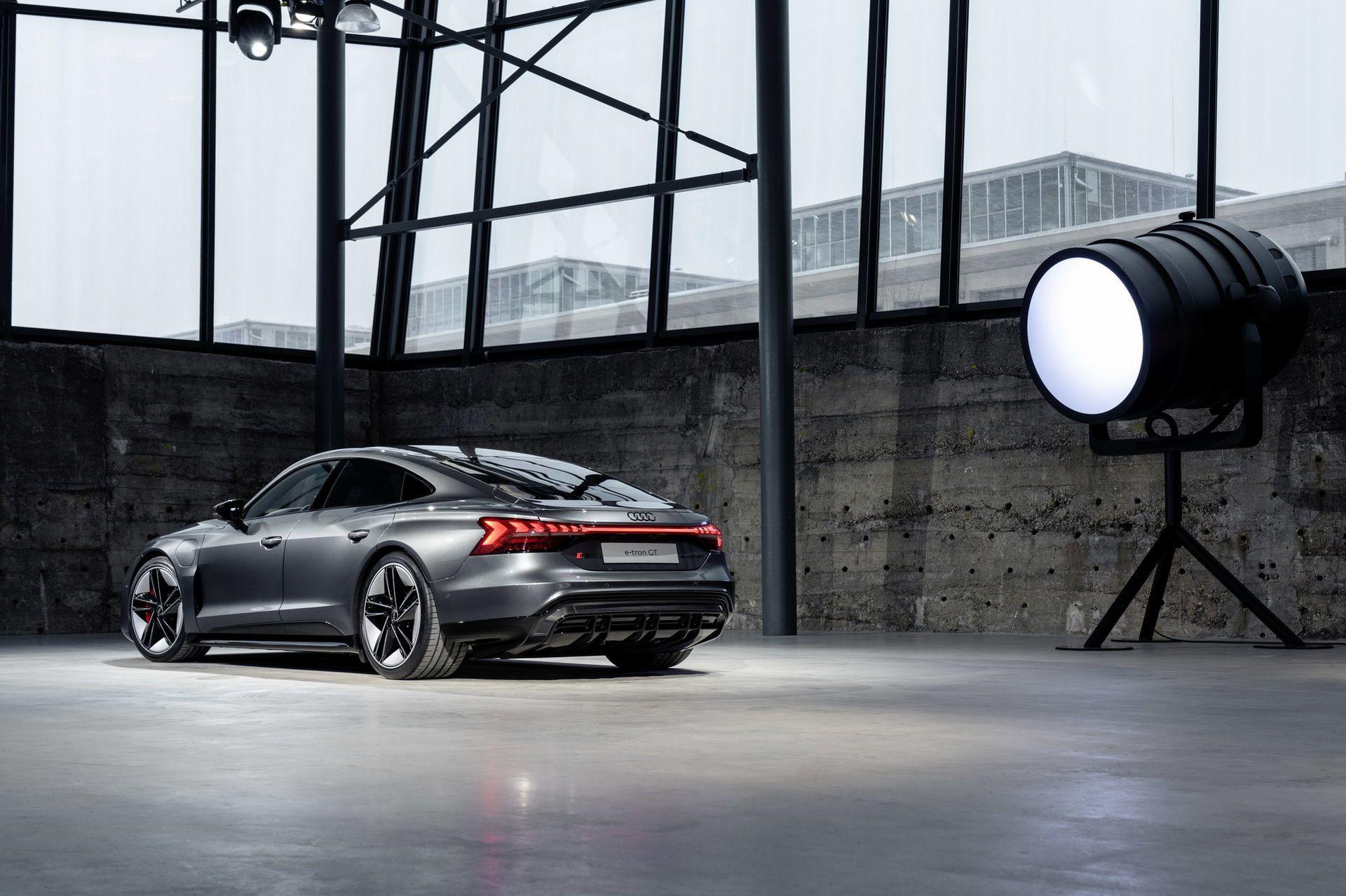 Audi E Tron Gt 2021 25