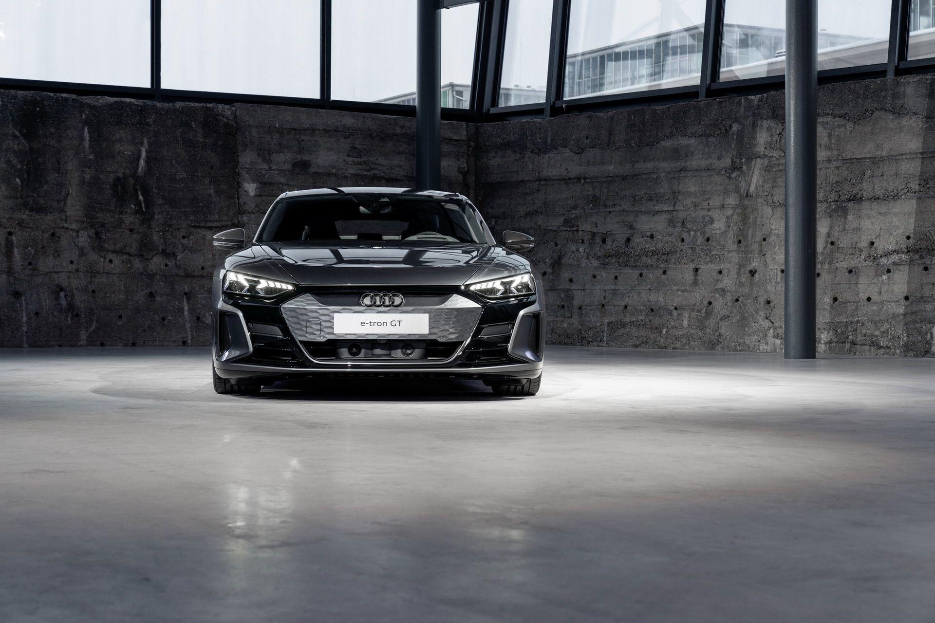 Audi E Tron Gt 2021 26