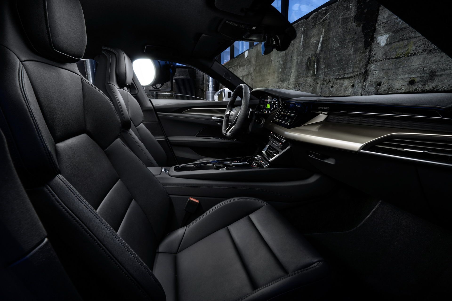Audi E Tron Gt 2021 29