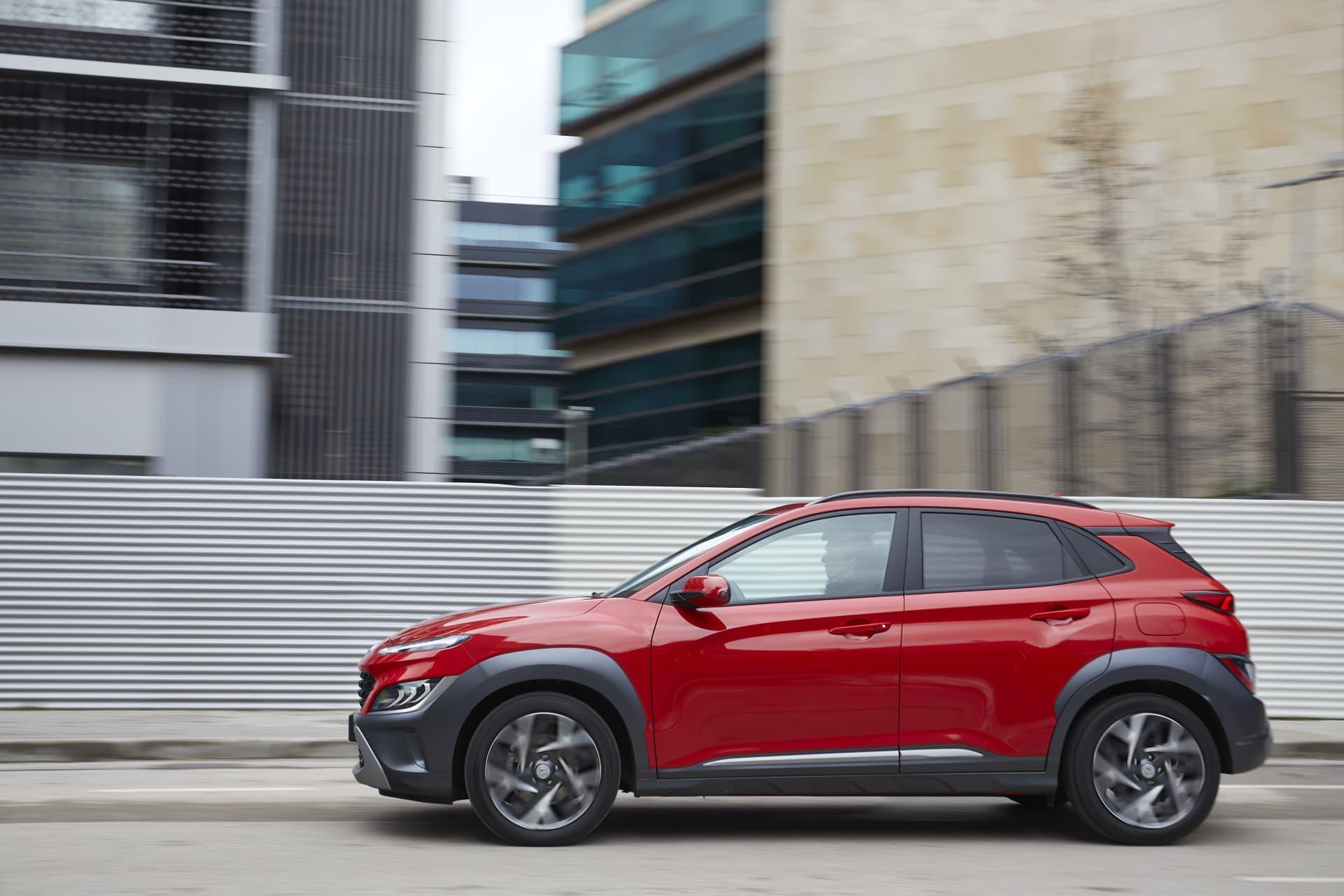 Hyundai Kona Hibrido Hev 2021 Prueba Analisis 8