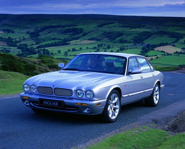 Jaguar Xjr Historia 7