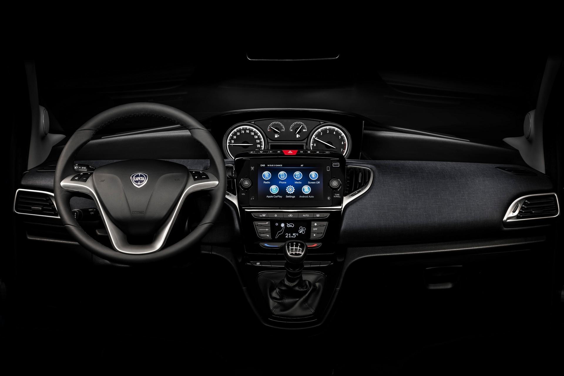 Lancia Ypsilon 2021 1 Interior