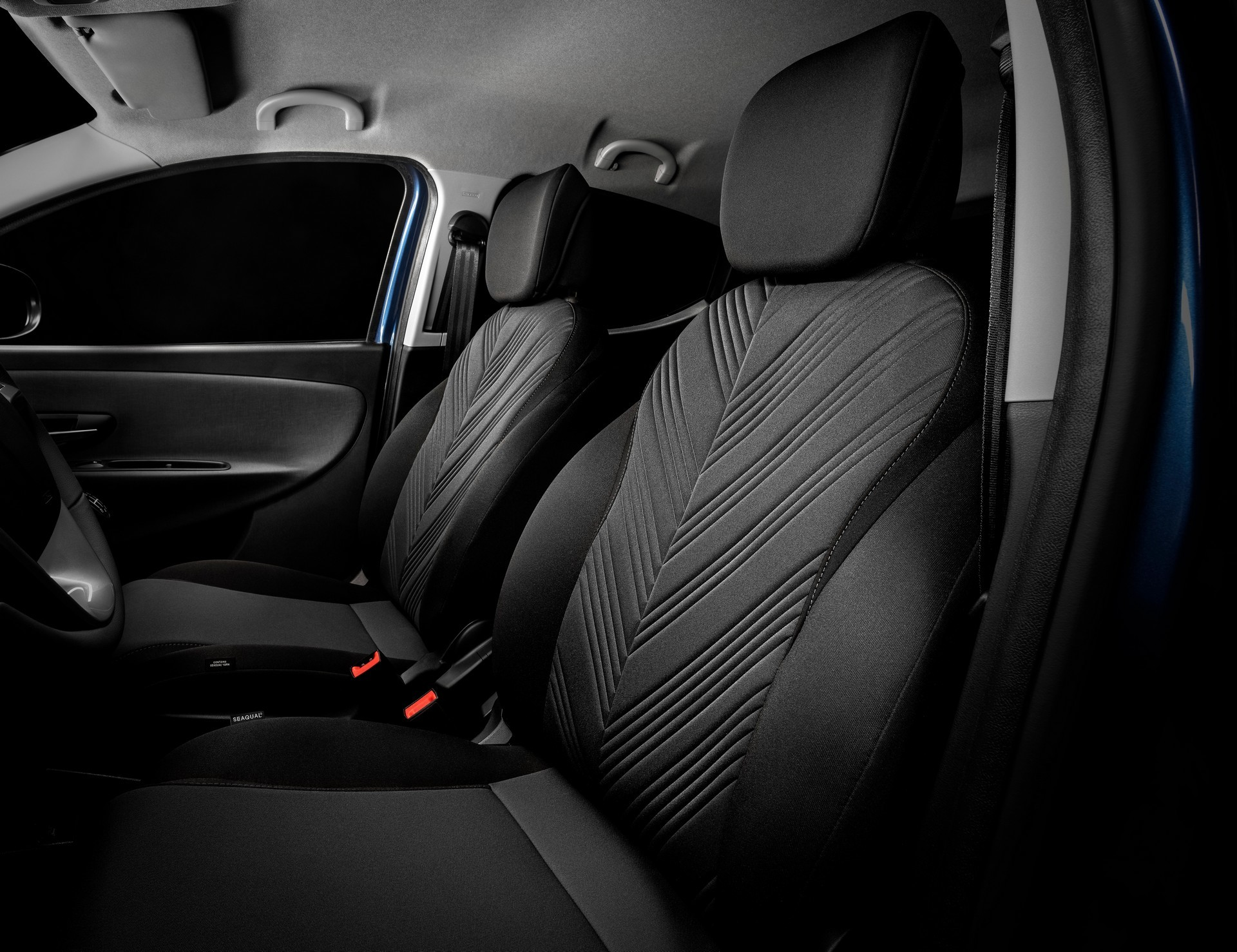 Lancia Ypsilon 2021 3 Interior