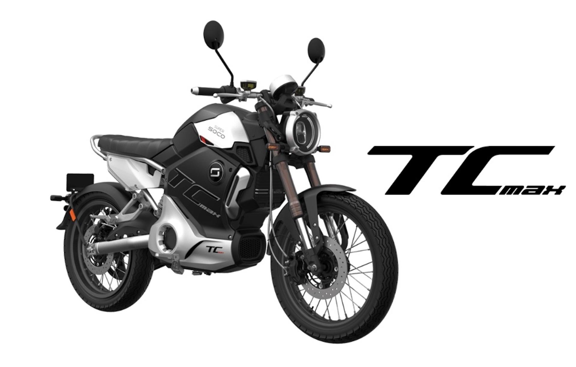 Moto Super Soco Tc Max 1 Copia