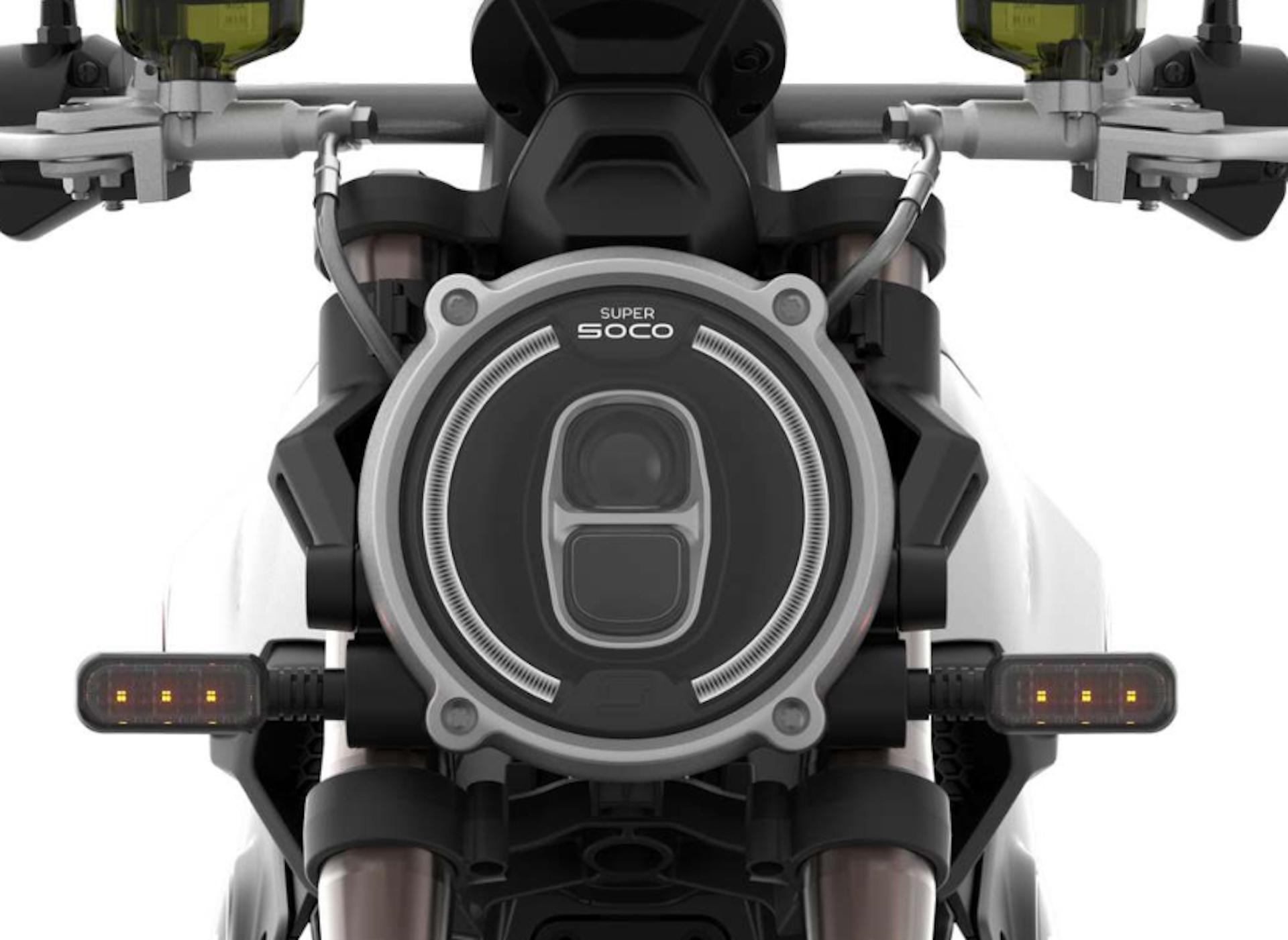 Moto Super Soco Tc Max 4