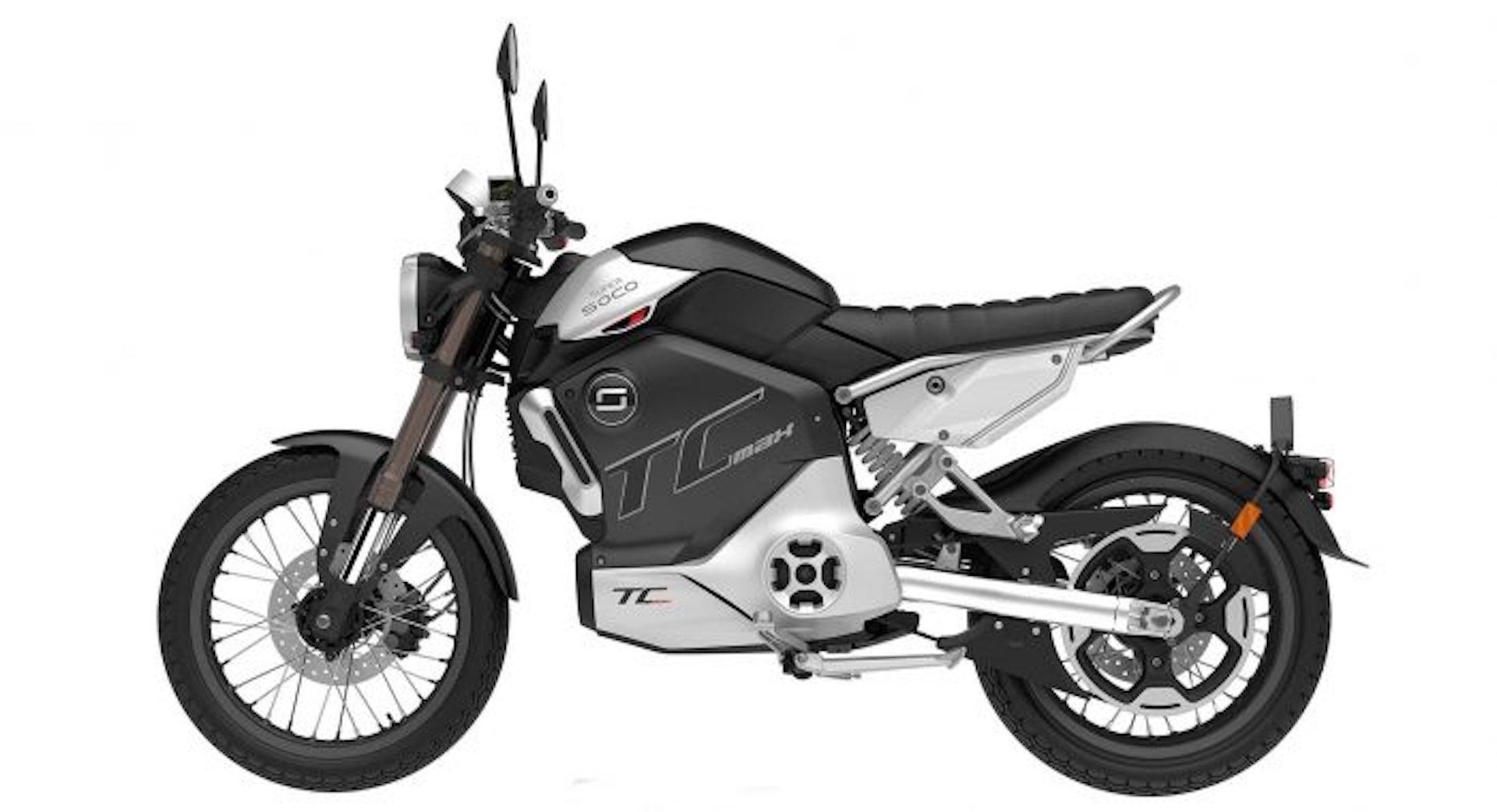 Moto Super Soco Tc Max 5