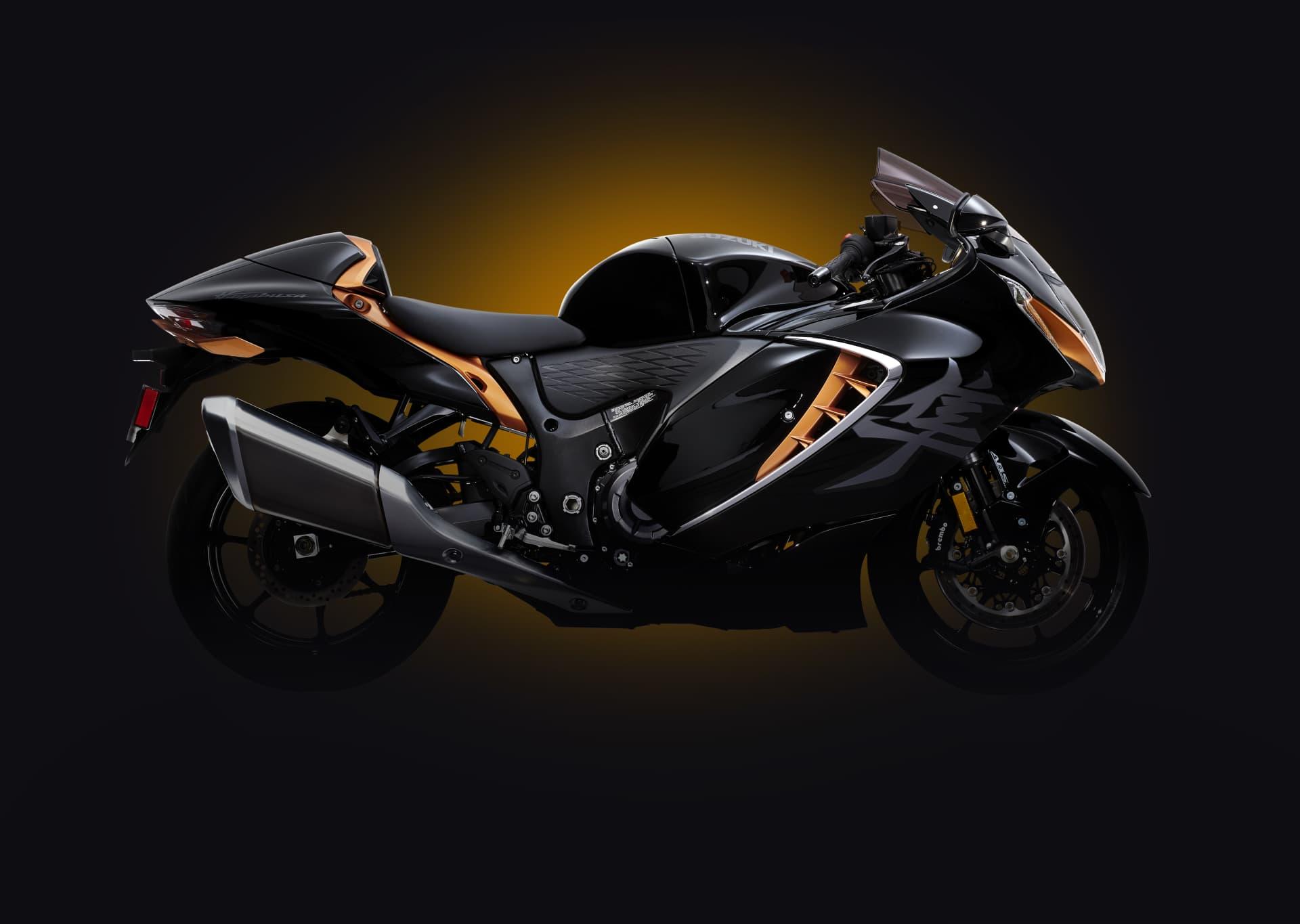 Moto Suzuki Hayabusa 2021 Accion 36