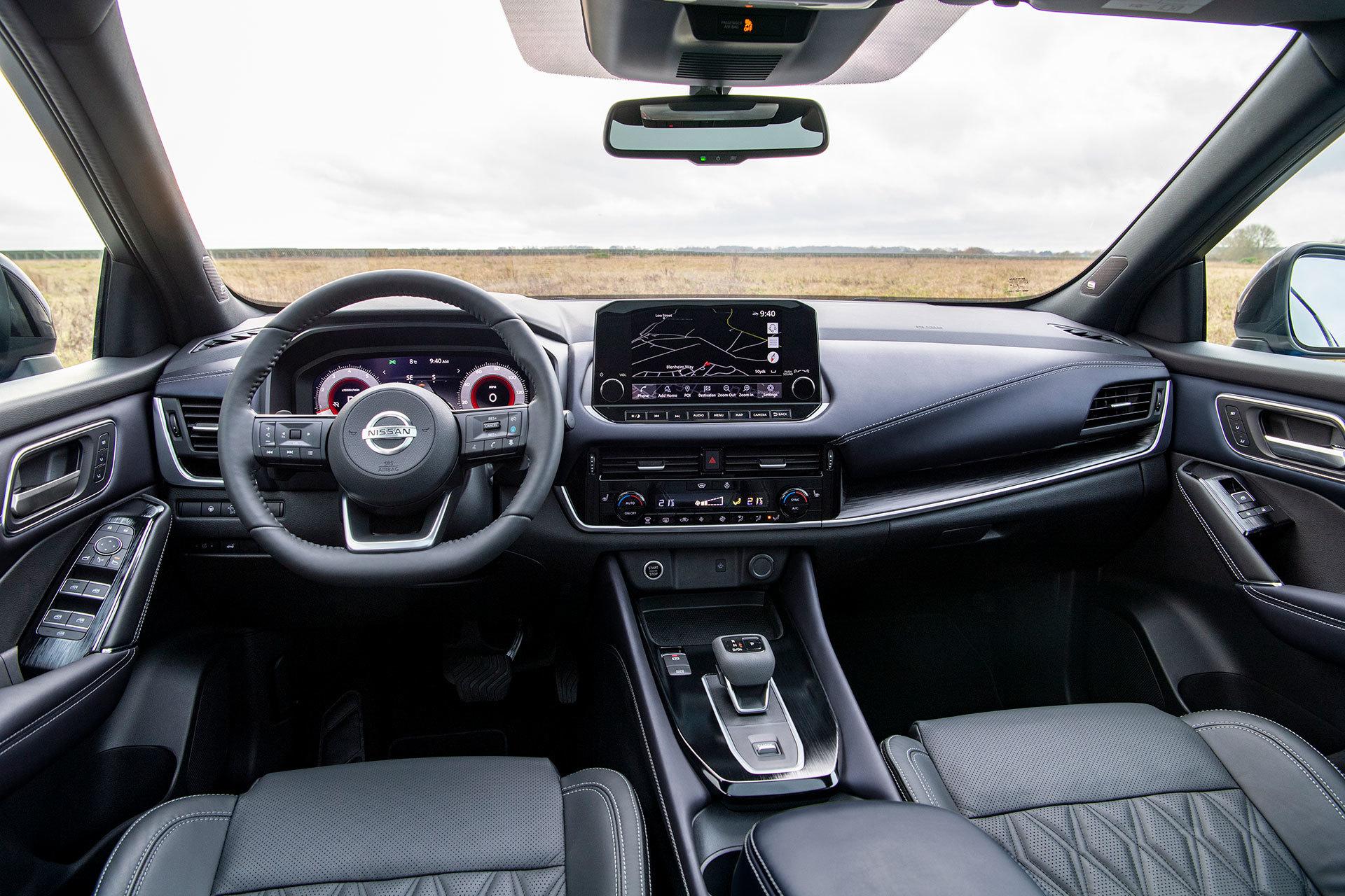 Nissan Qashqai 2021 Interior 04
