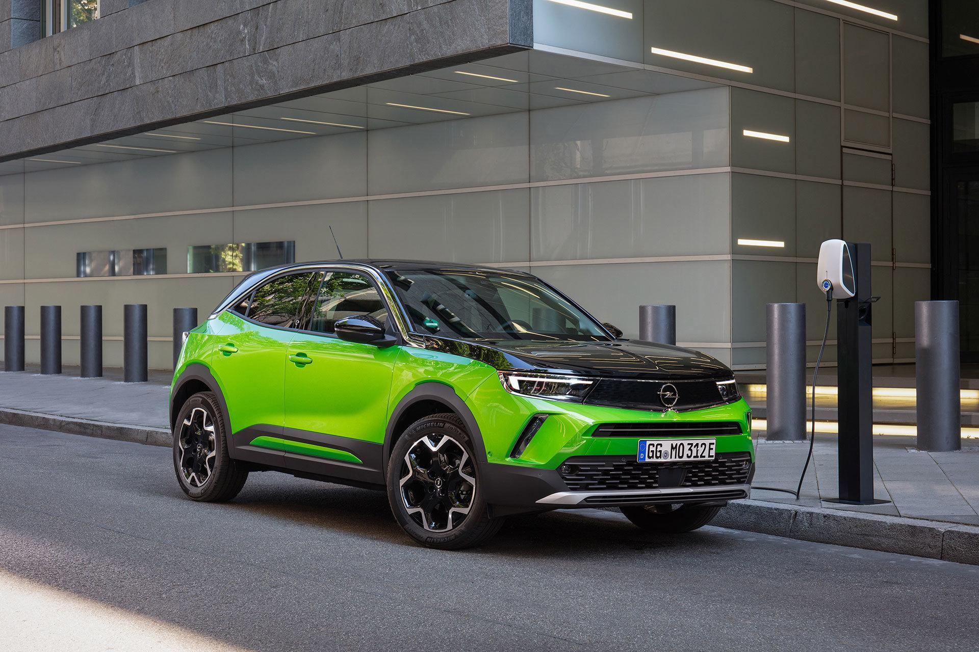 Opel Mokka 2021 Prueba 22