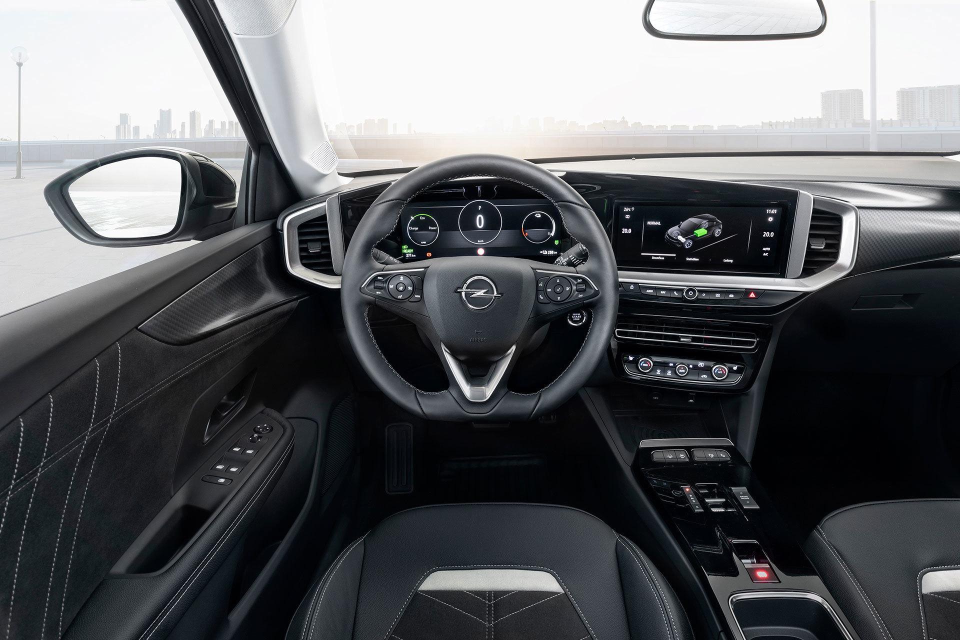 Opel Mokka 2021 Prueba 34
