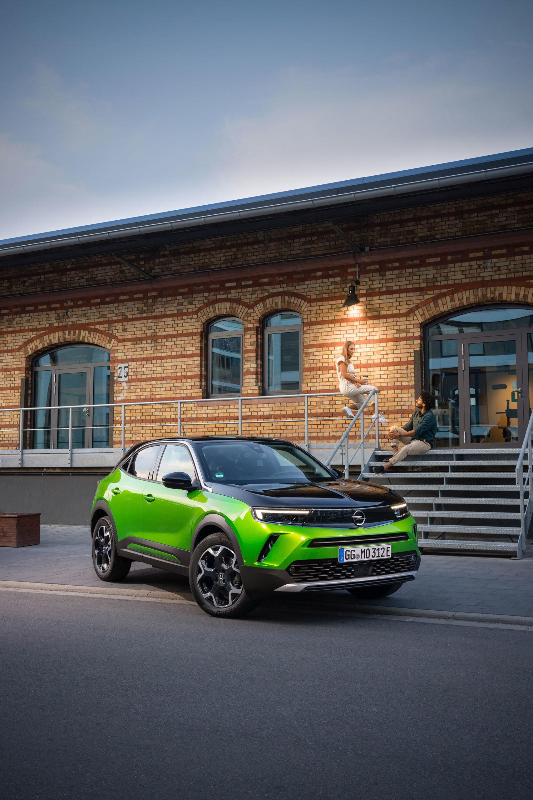 Opel Mokka 2021 Prueba 38