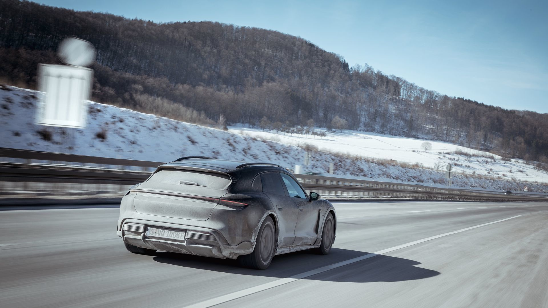 Porsche Taycan Cross Turismo Pruebas 10