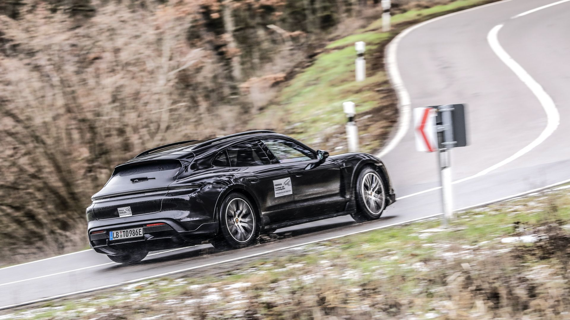 Porsche Taycan Cross Turismo Pruebas 7