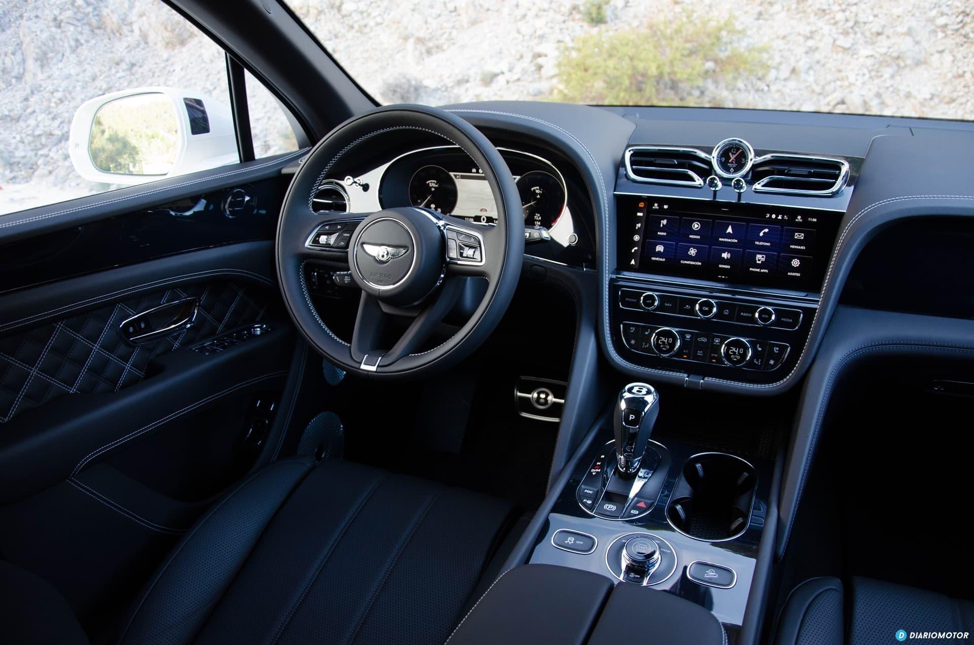 Bentley Bentayga V8 2021 0321 031
