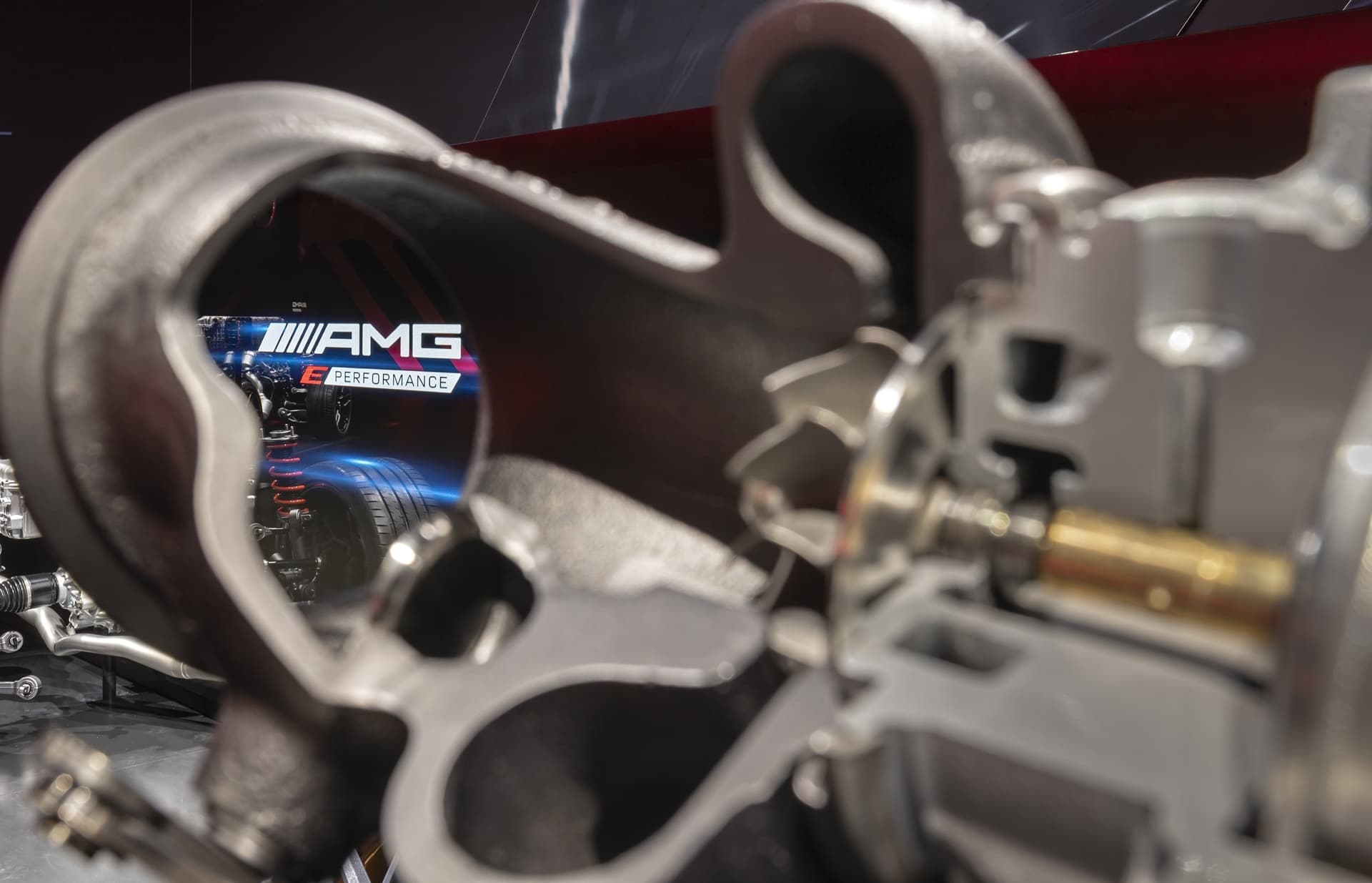 Mercedes Amg Motor Turbo Electrico 2021 0321 003