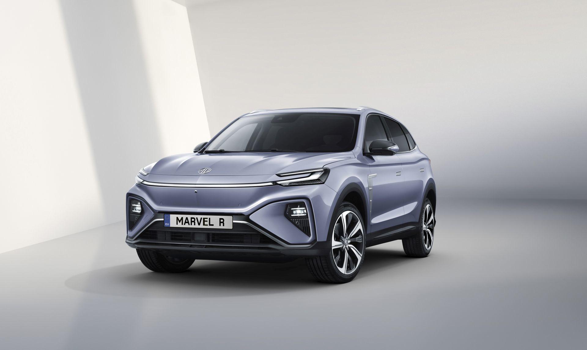 Mg Marvel R Electric 2021 5