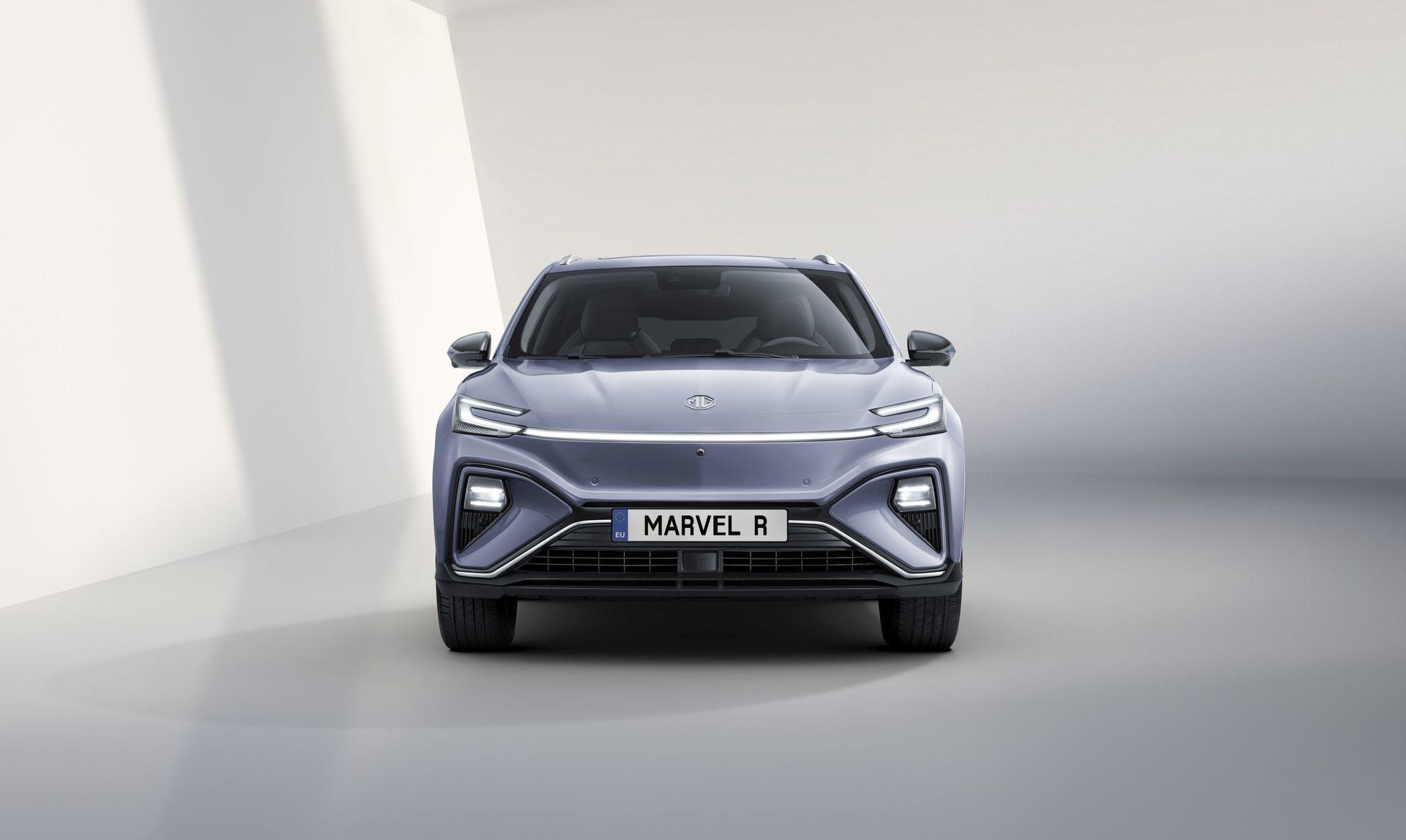 Mg Marvel R Electric 2021 7