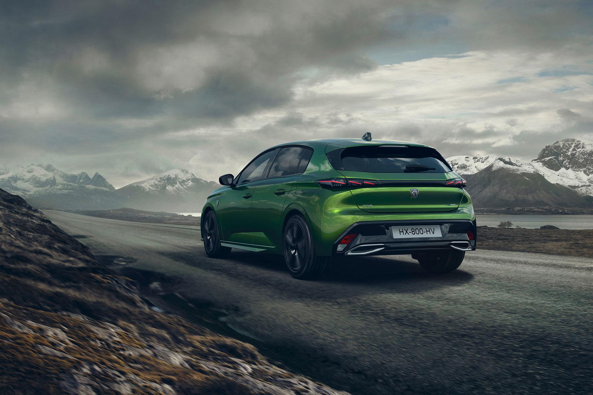 Peugeot 308 2021 Movimiento Verde 06