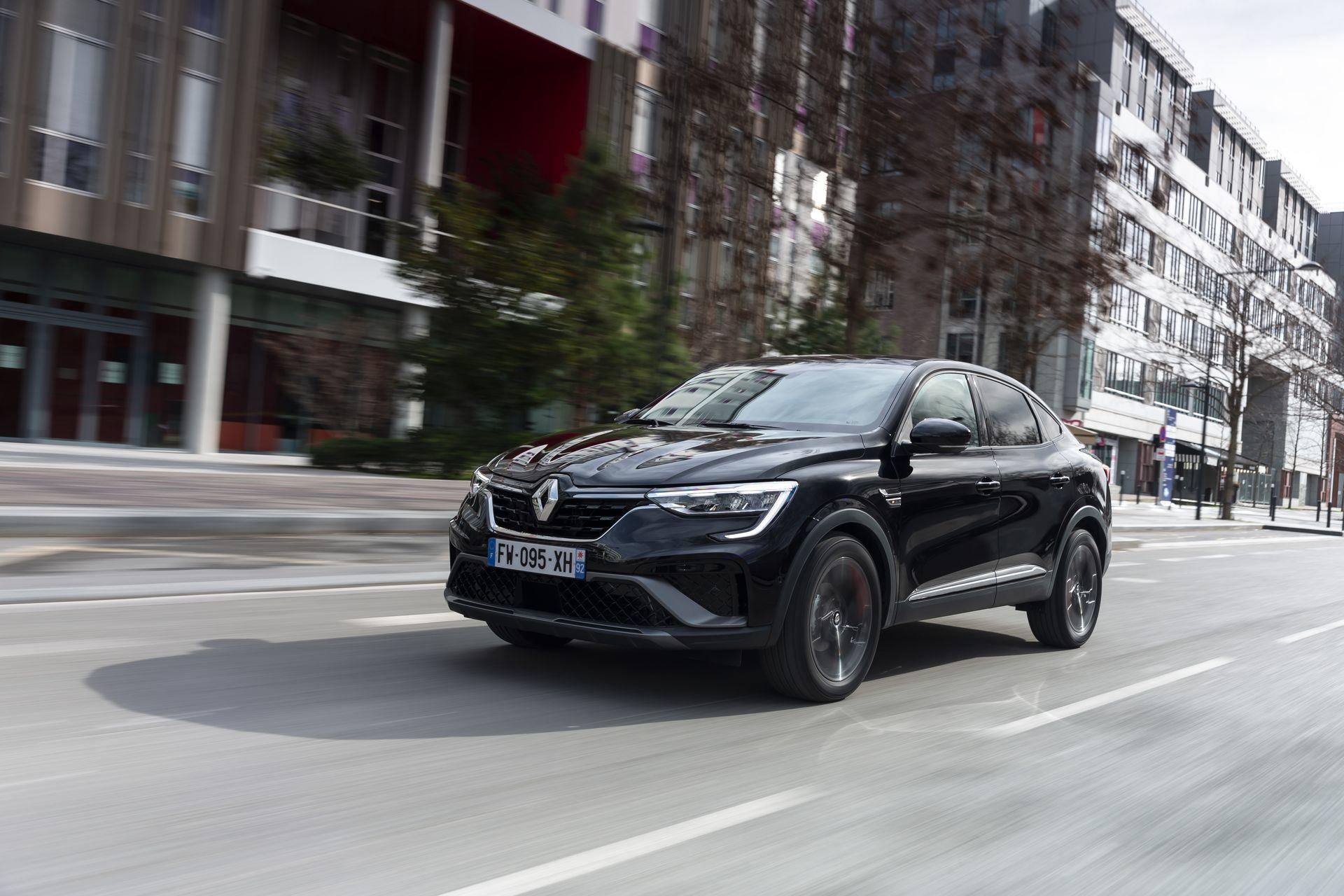Renault Arkana 2021 Fotos 2