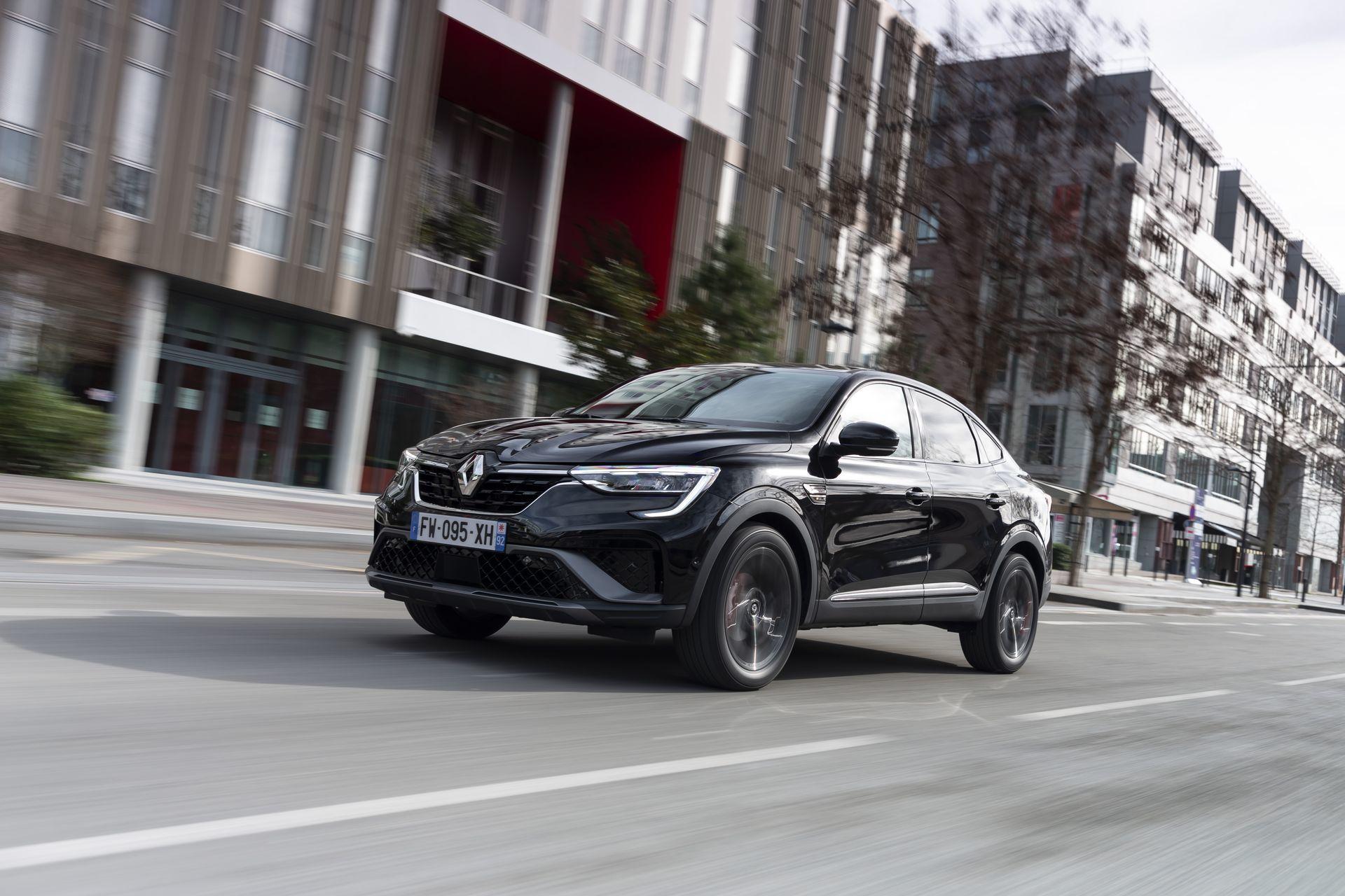 Renault Arkana 2021 Fotos 3
