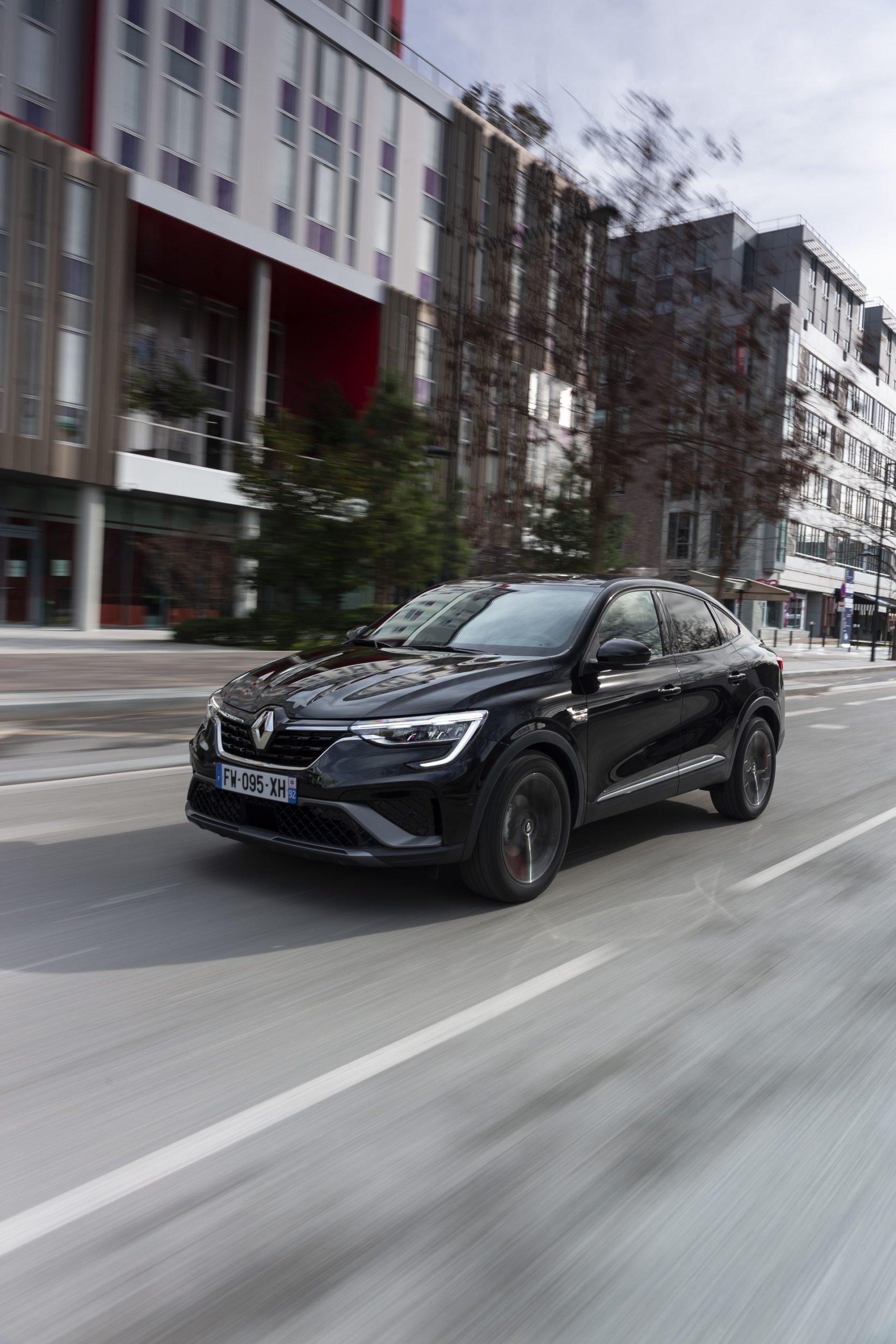 Renault Arkana 2021 Fotos 4