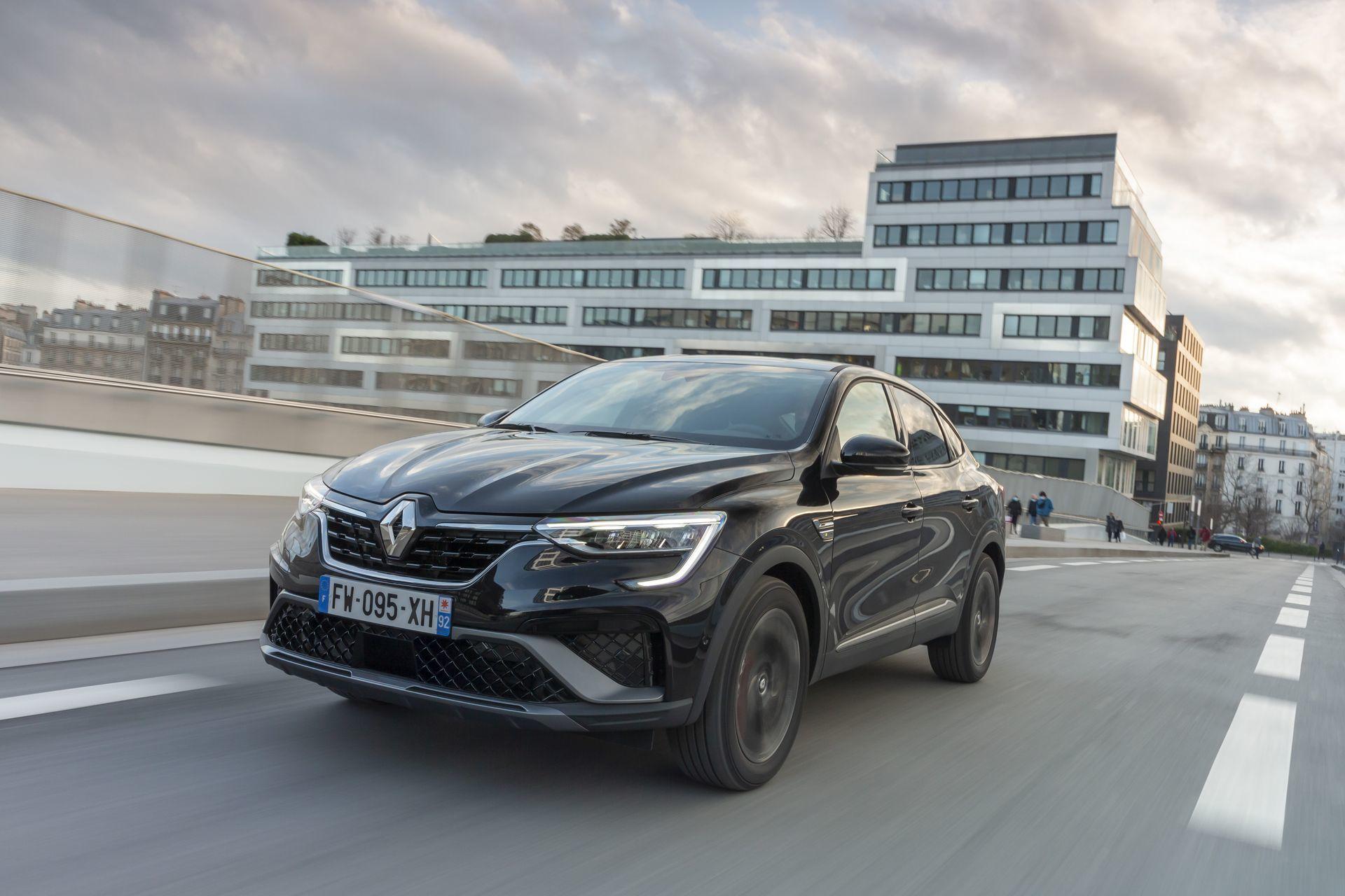 Renault Arkana 2021 Fotos 5