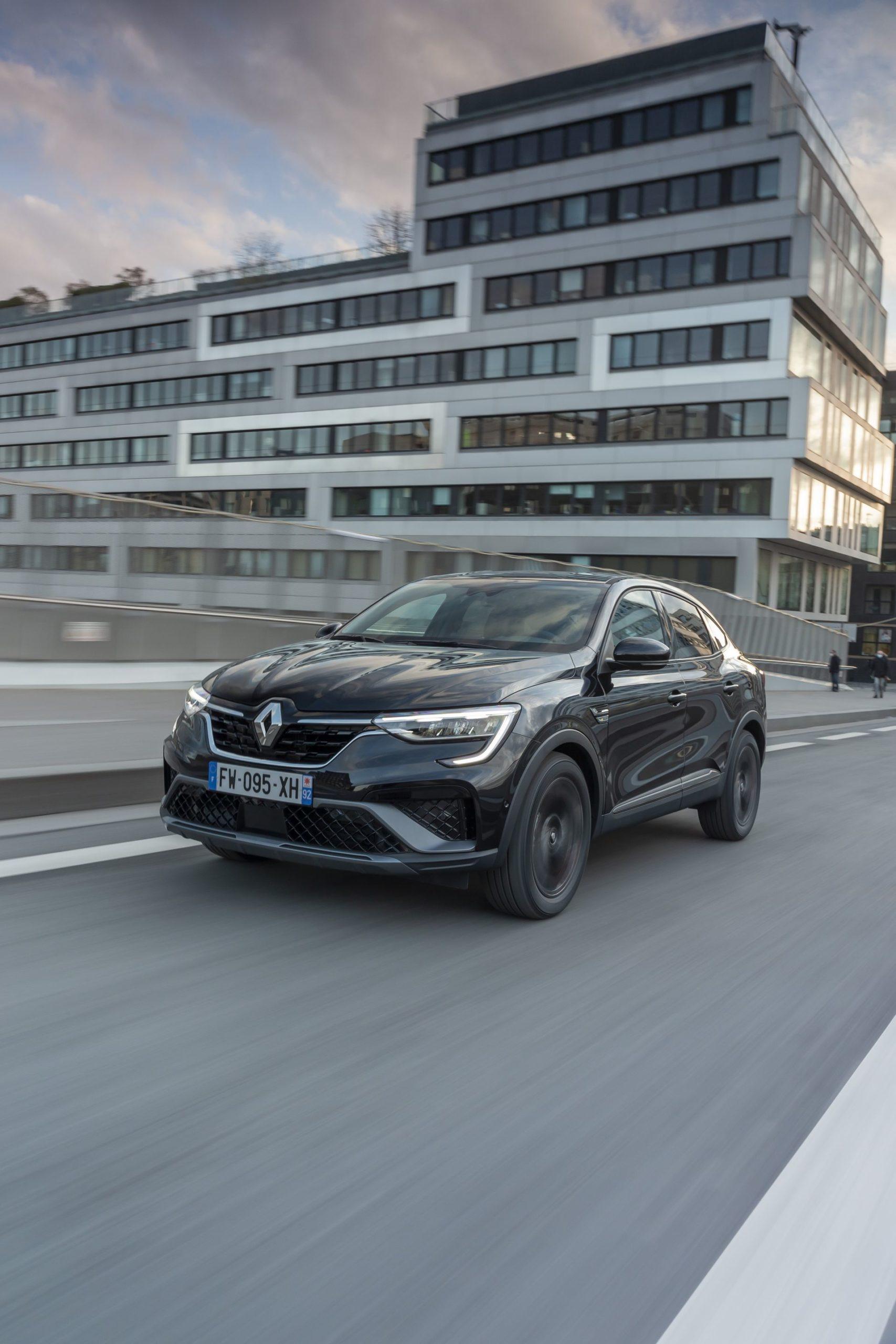 Renault Arkana 2021 Fotos 6
