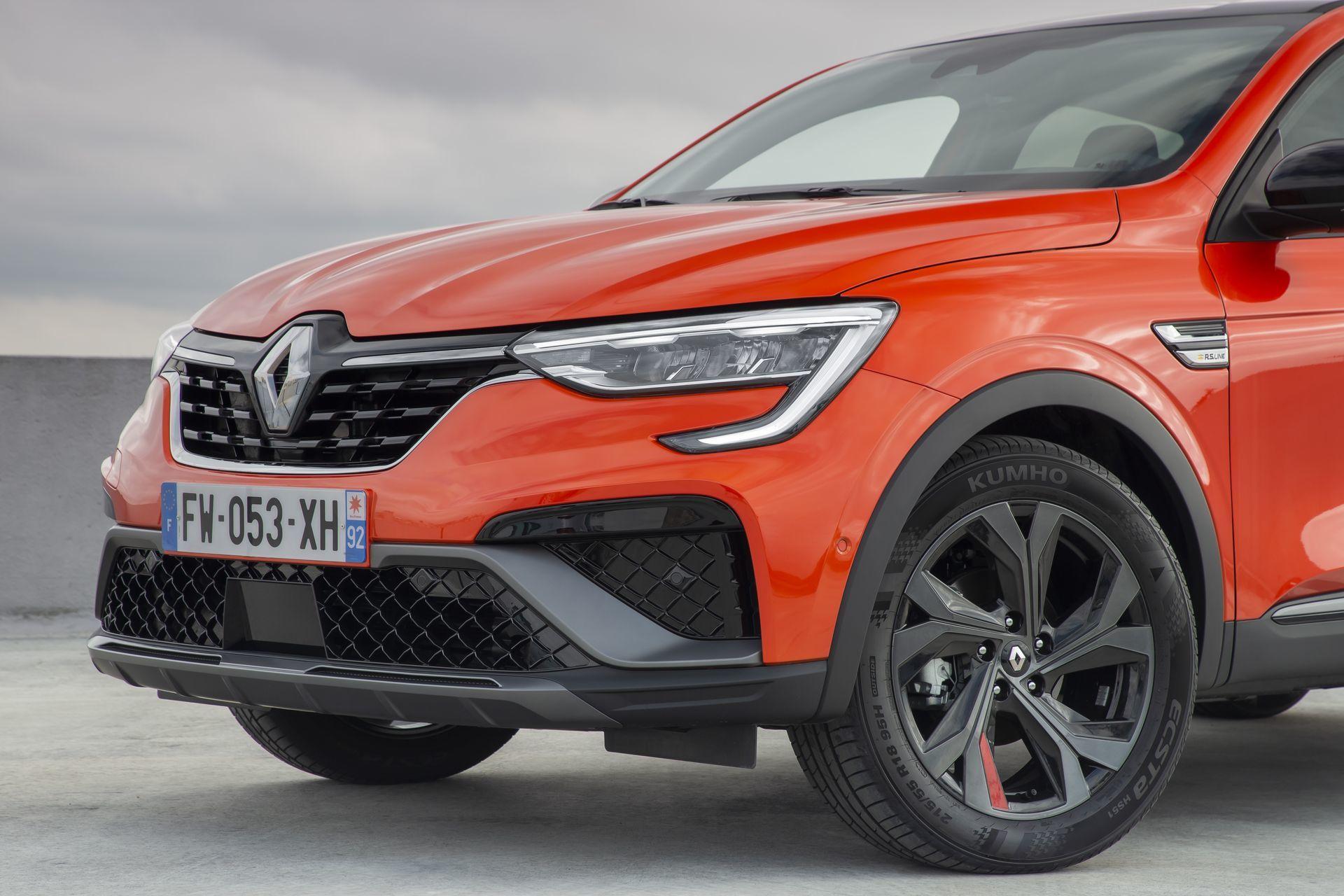 Renault Arkana 2021 Fotos 81