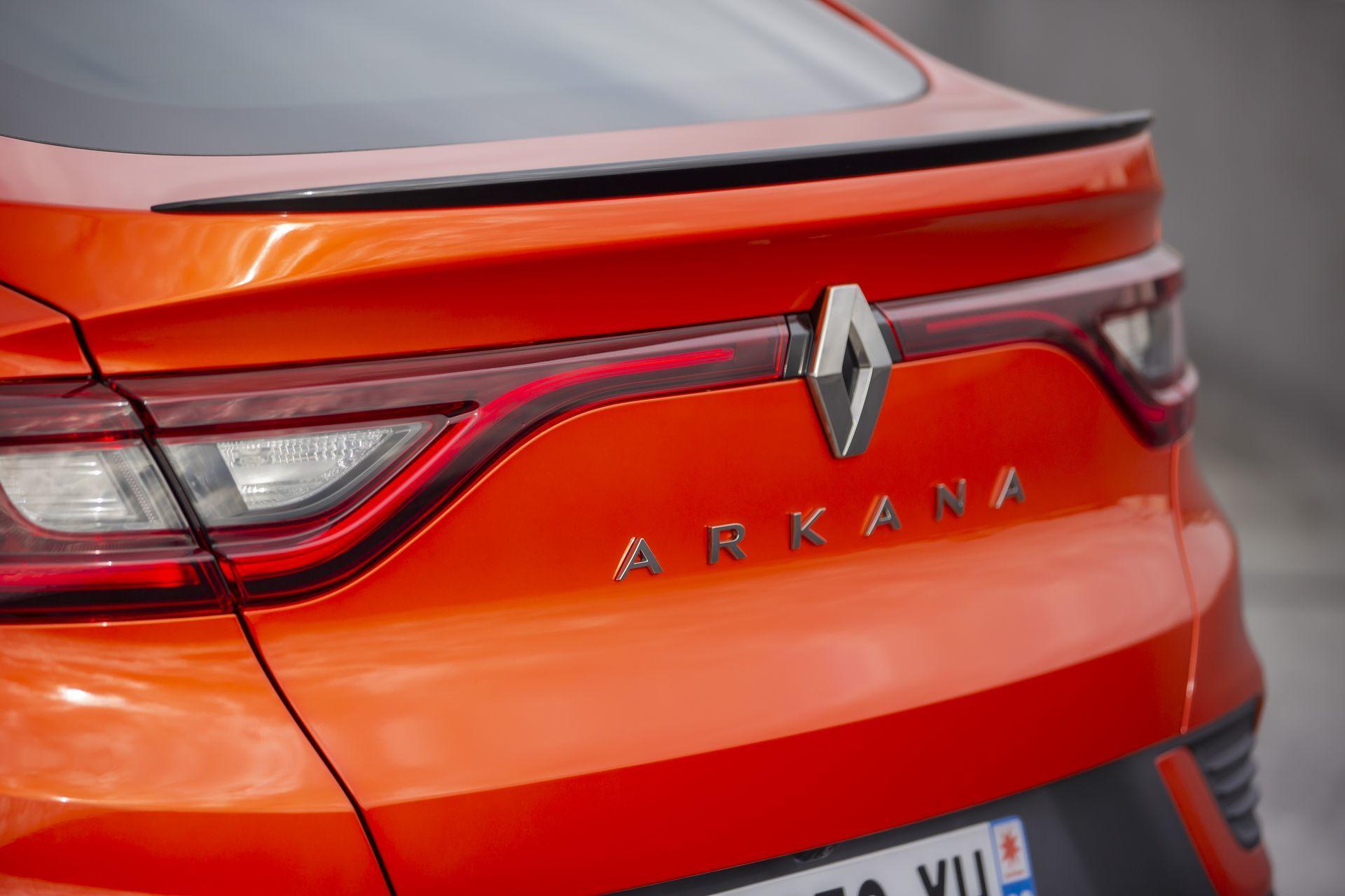 Renault Arkana 2021 Fotos 85