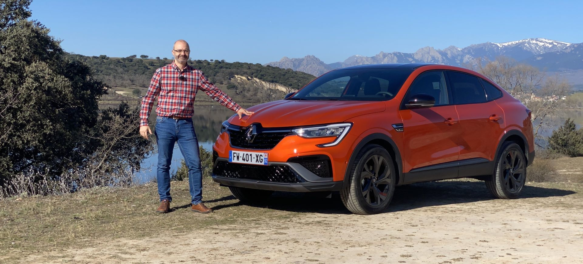 Renault Arkana Portada Prueba