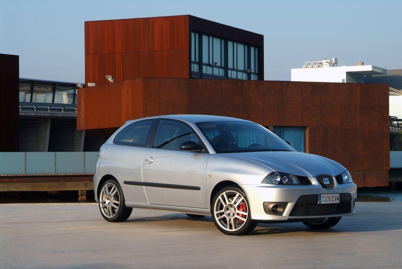 Seat Ibiza Cupra Tdi 160 10