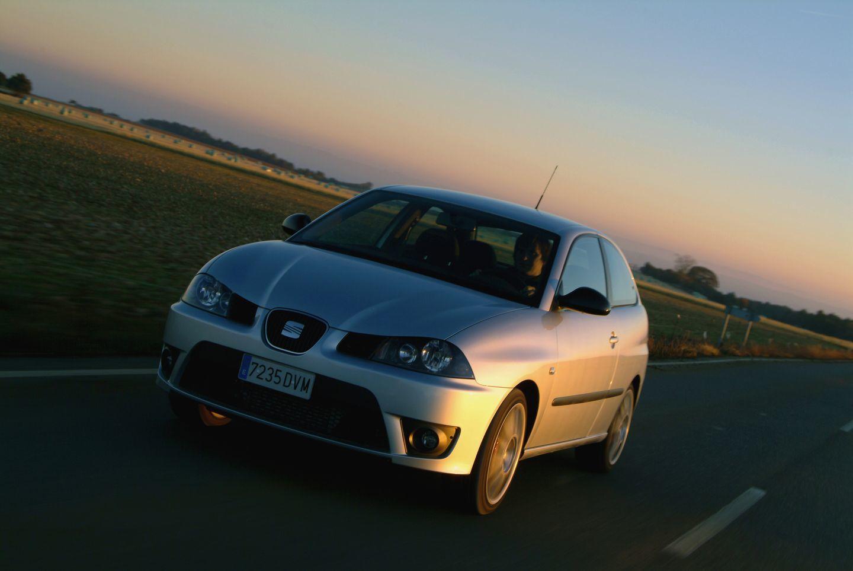 Seat Ibiza Cupra Tdi 160 9