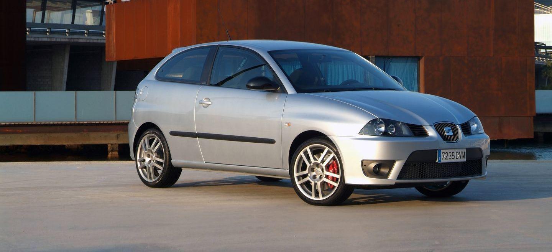 Seat Ibiza Cupra Tdi 160 P