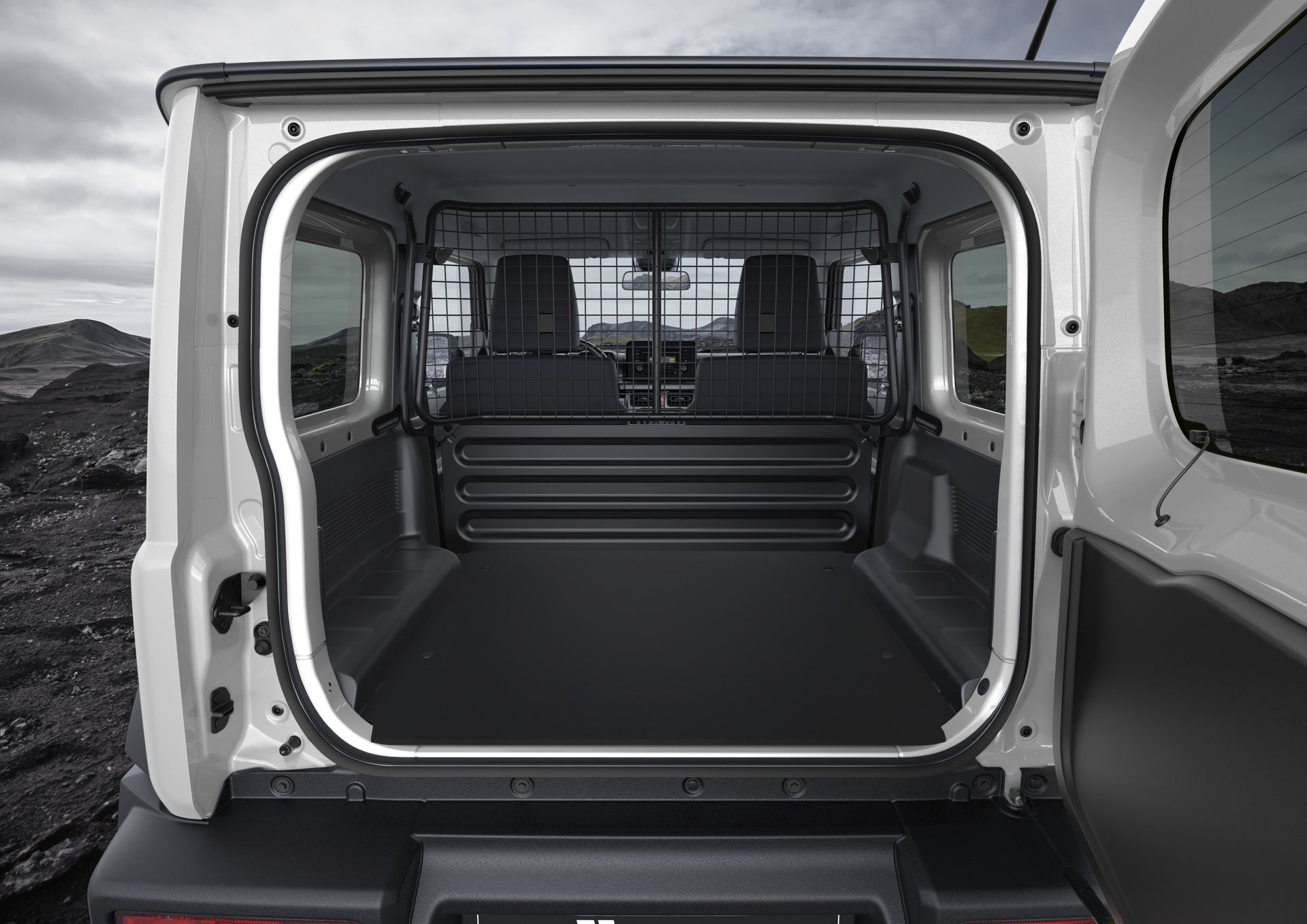 Suzuki Jimny Pro 2