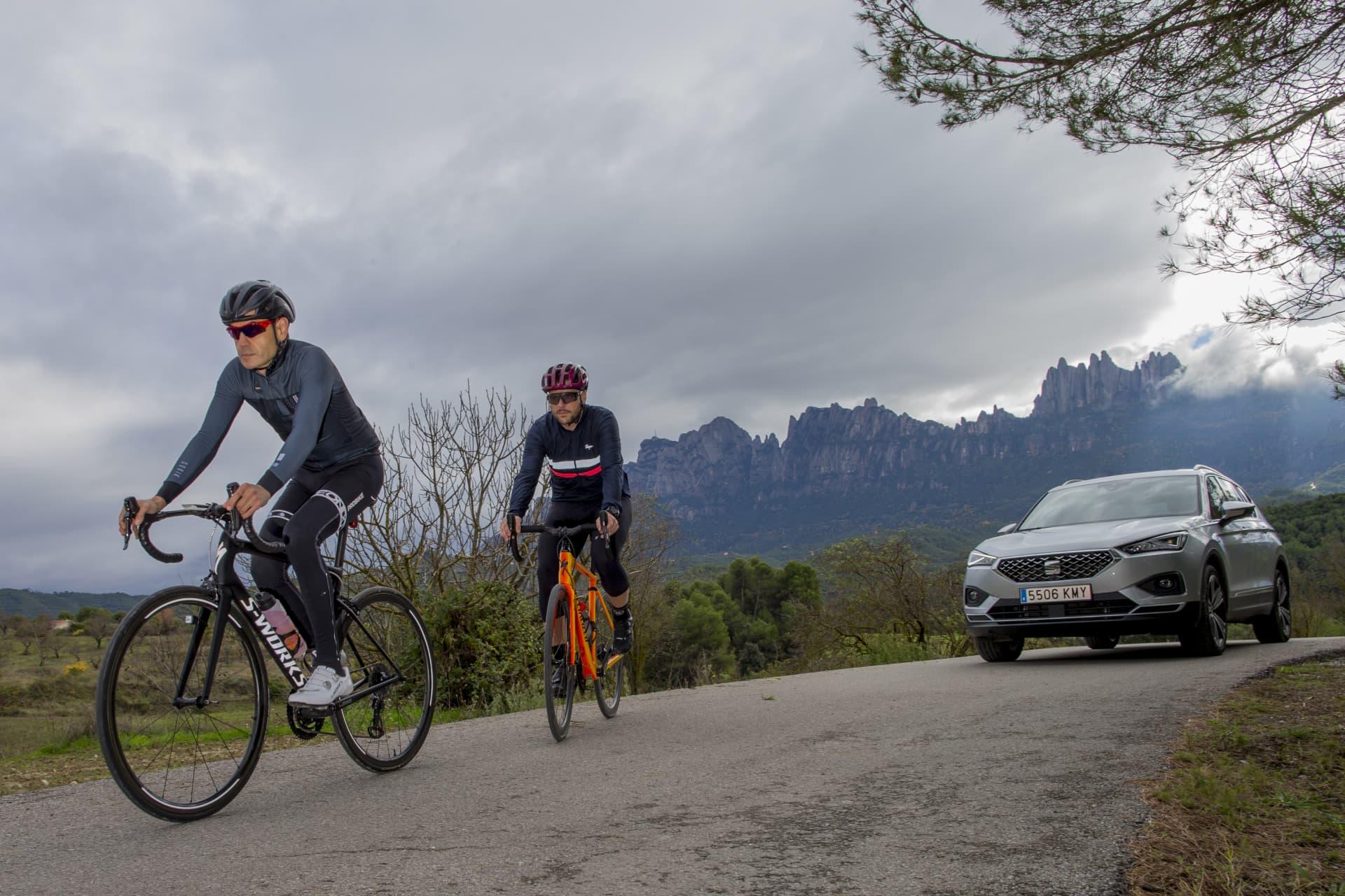 Adelantar Correctamente Ciclistas Biciletas 02
