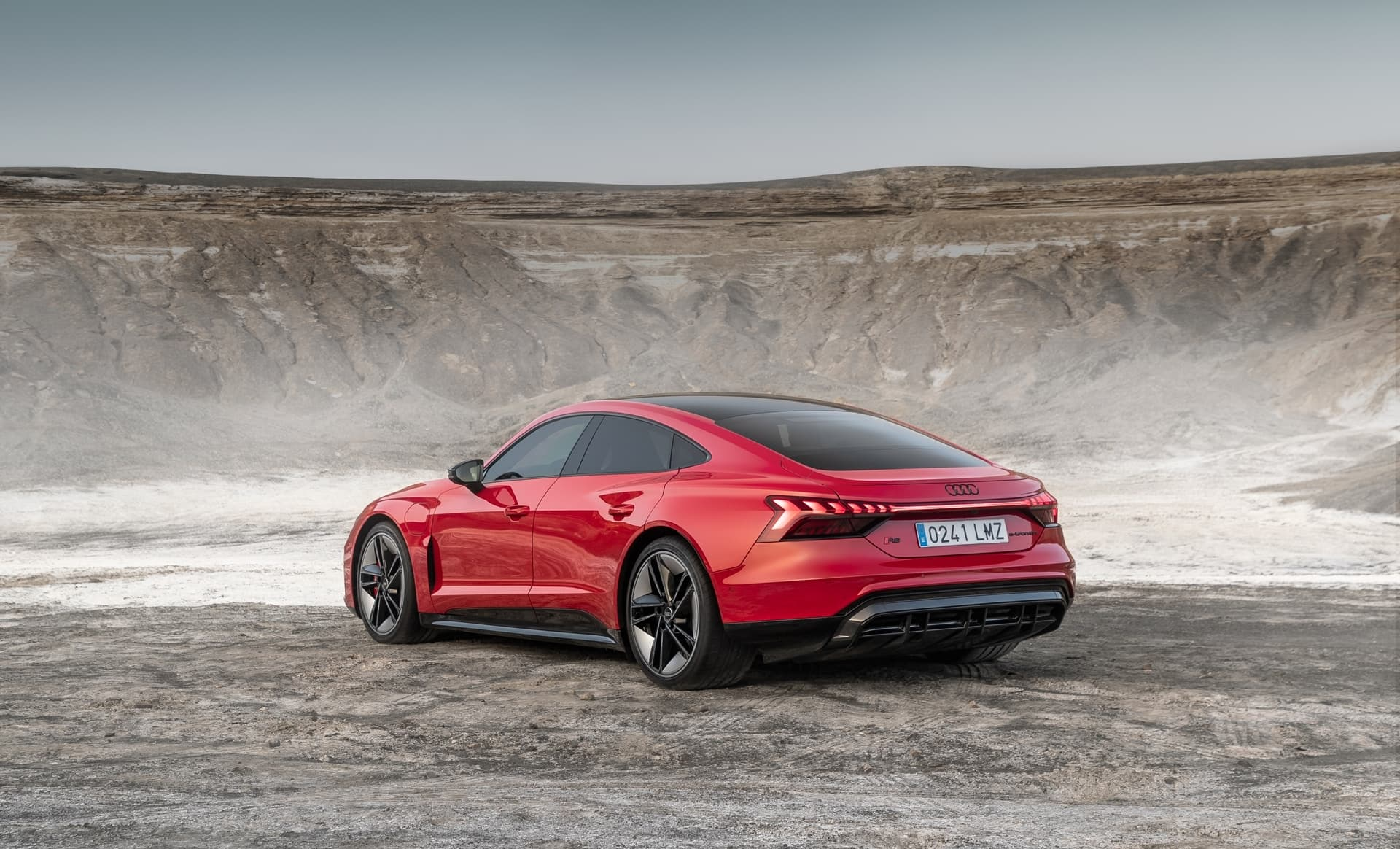 Audi E Tron Gt 2021 0421 061