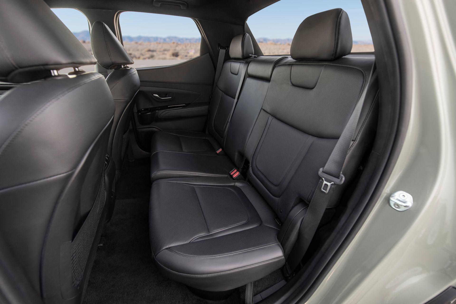Hyundai Santa Cruz 2021 1 Interior