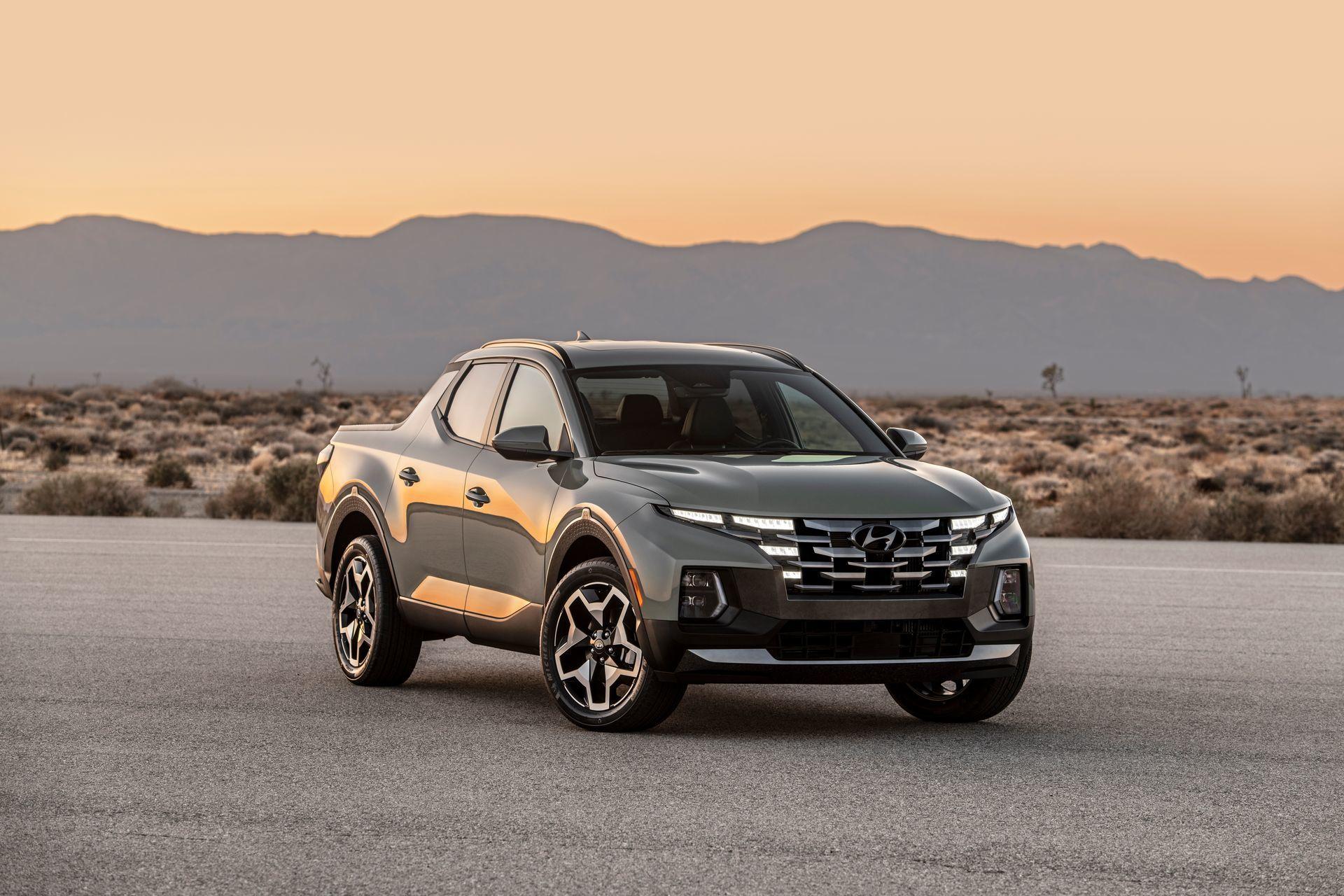 Hyundai Santa Cruz 2021 1