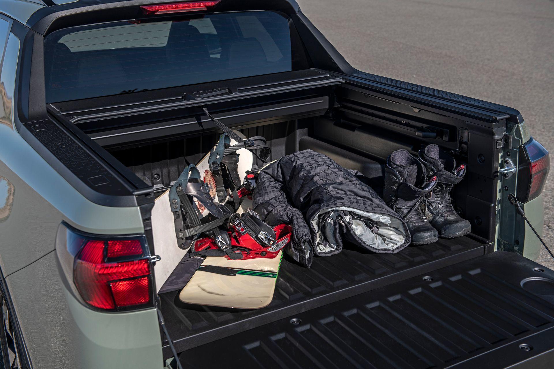 Hyundai Santa Cruz 2021 2 Caja