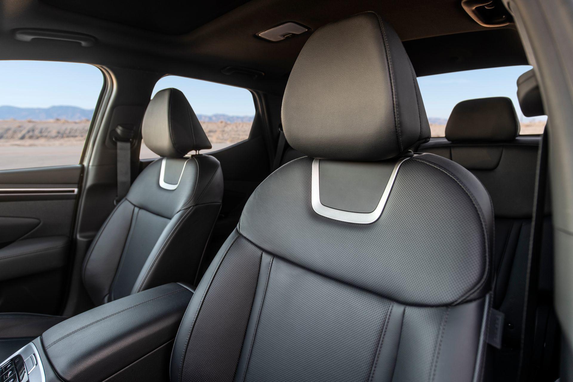 Hyundai Santa Cruz 2021 2 Interior