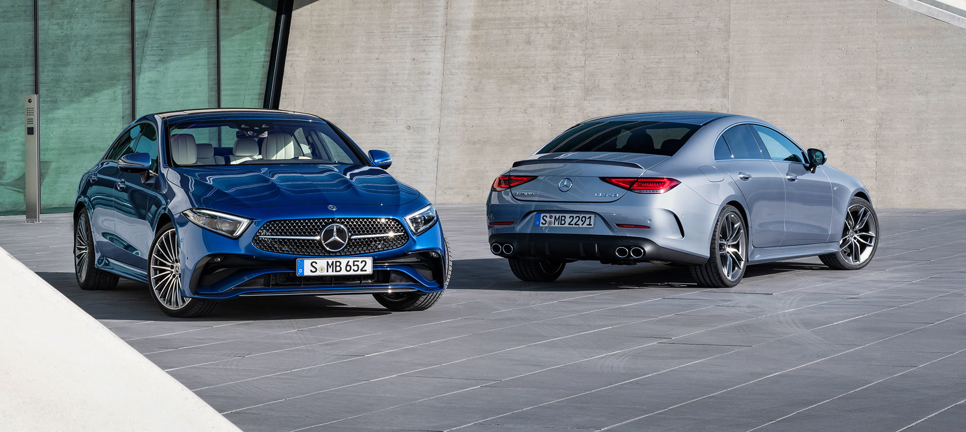 Mercedes Cls Coupe 2021 Gama 04
