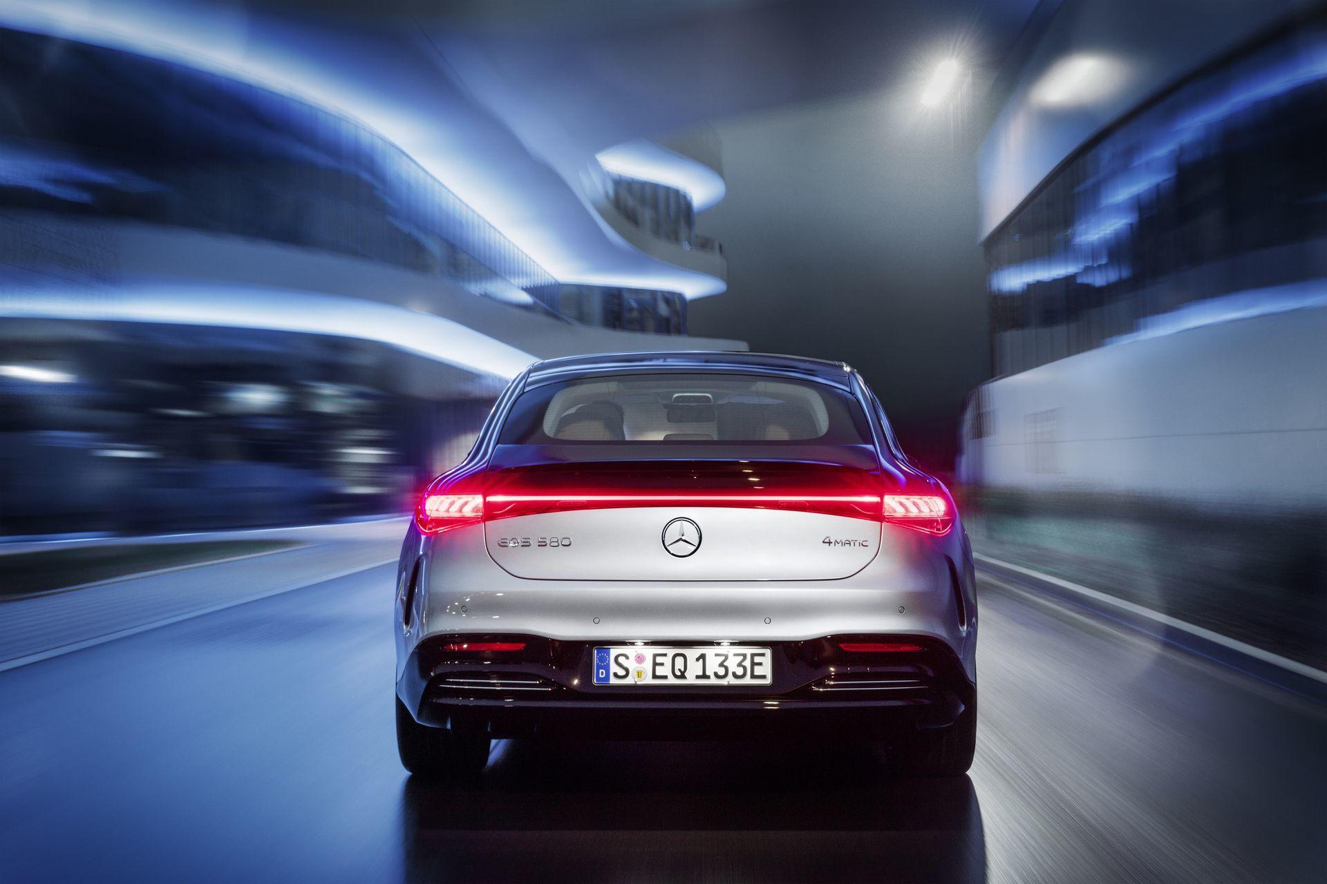 Mercedes Eq, Eqs 580 4matic Mercedes Eq, Eqs 580 4matic