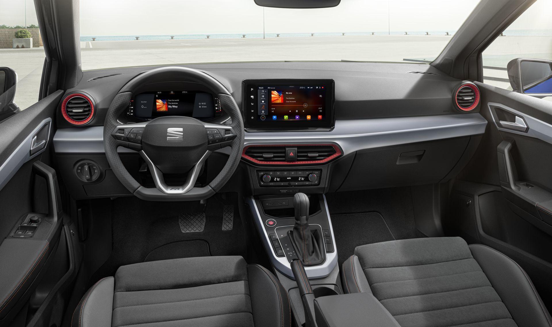 Seat Arona 2021 1 Fr Interior