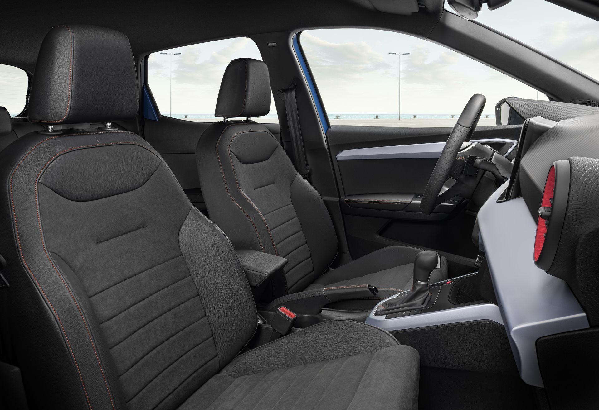 Seat Arona 2021 2 Fr Interior
