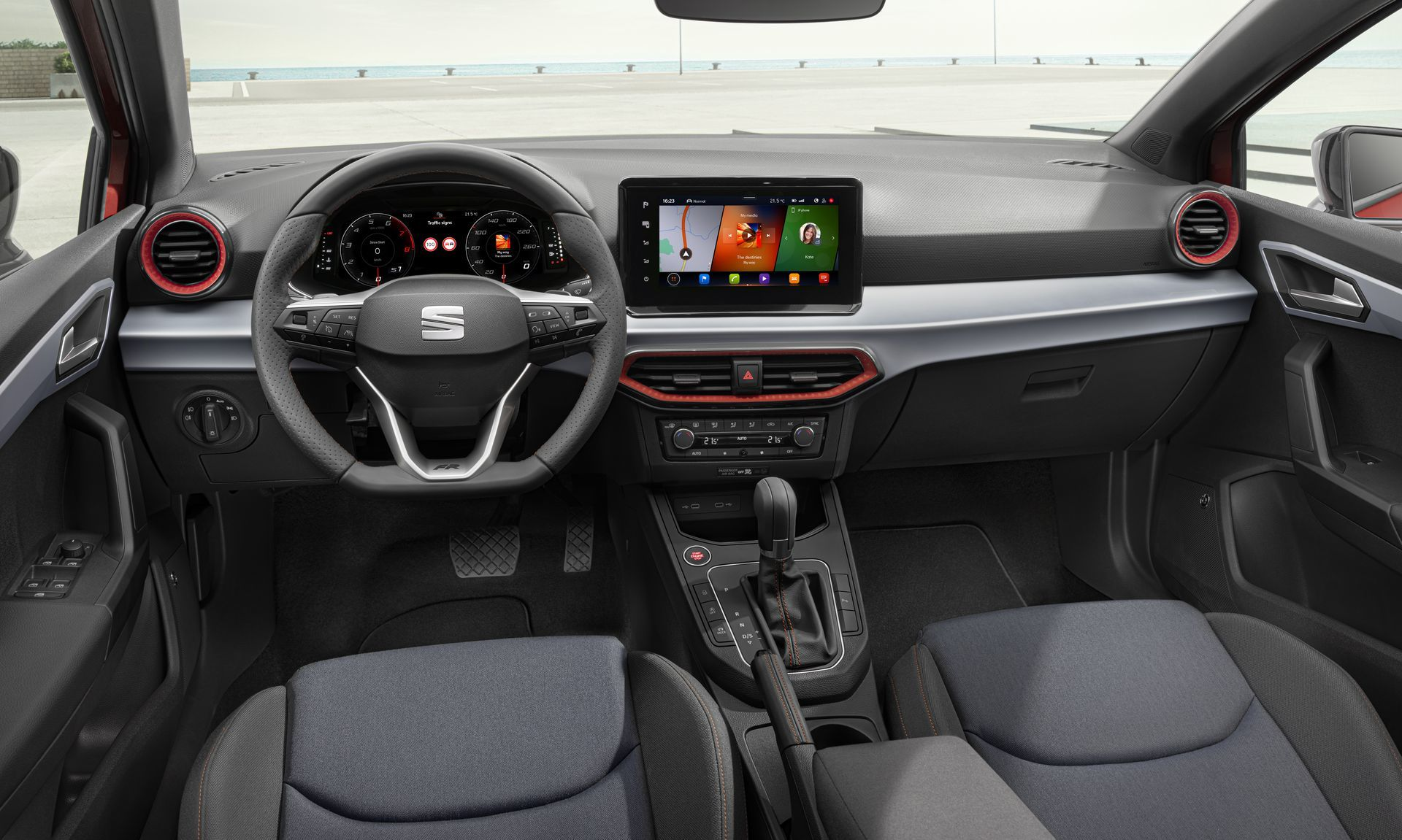 Seat Ibiza 2021 1 Interior