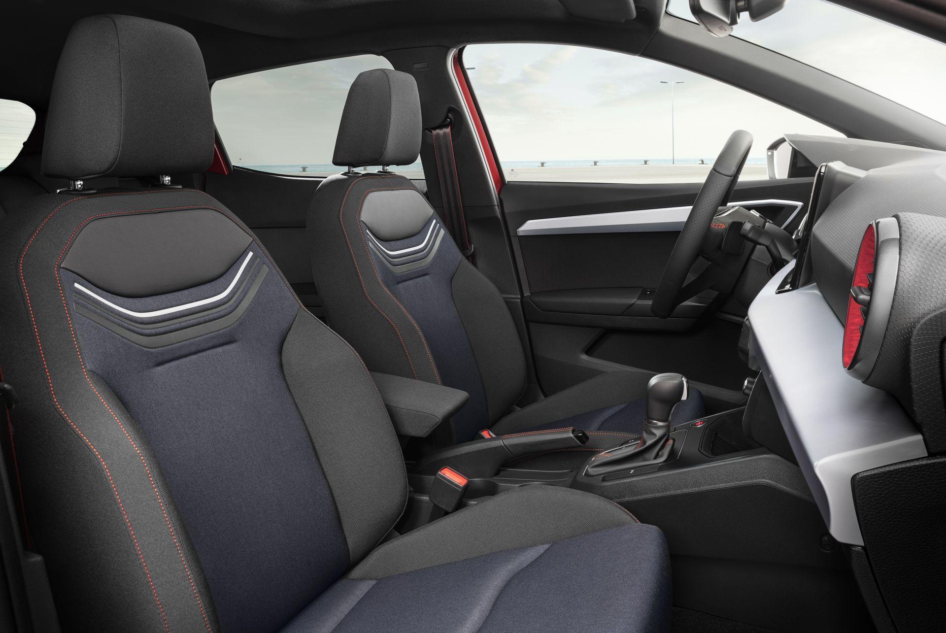 Seat Ibiza 2021 2 Interior