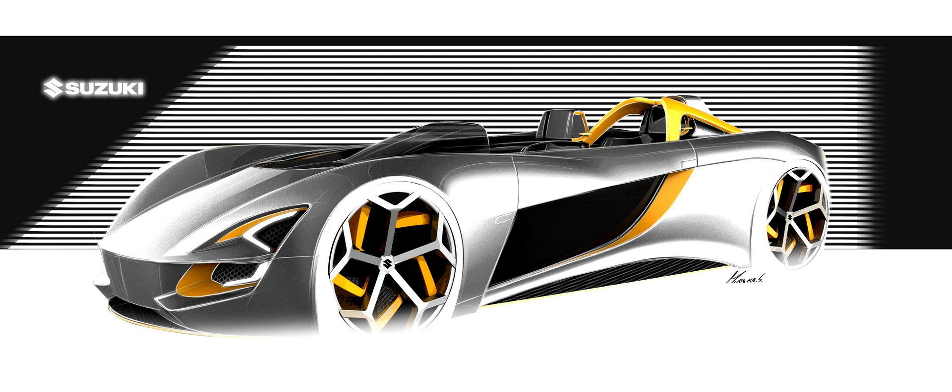 Suzuki Misano Concept 17