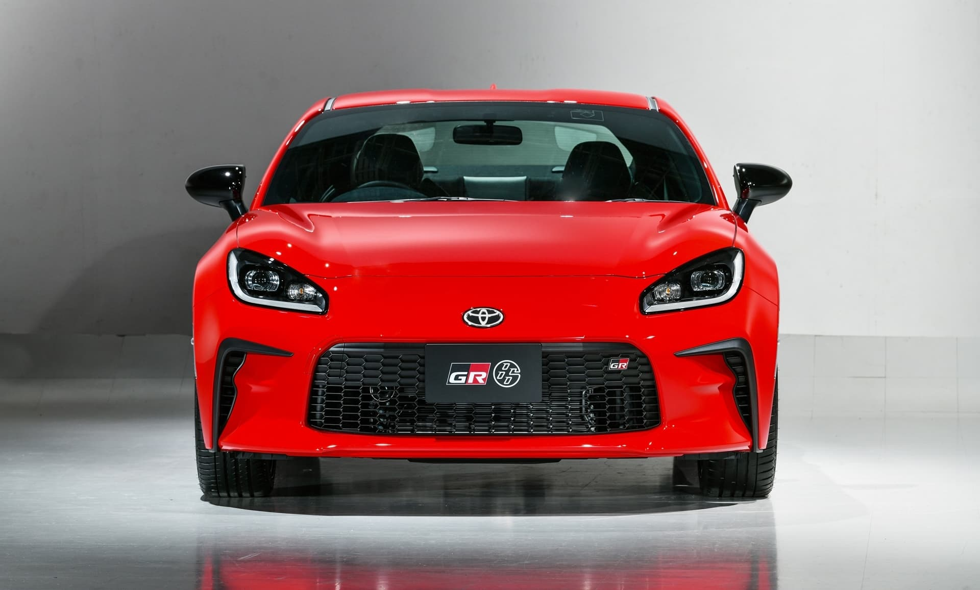 Toyota Gr86 2022 Rojo Frontal 0421 002