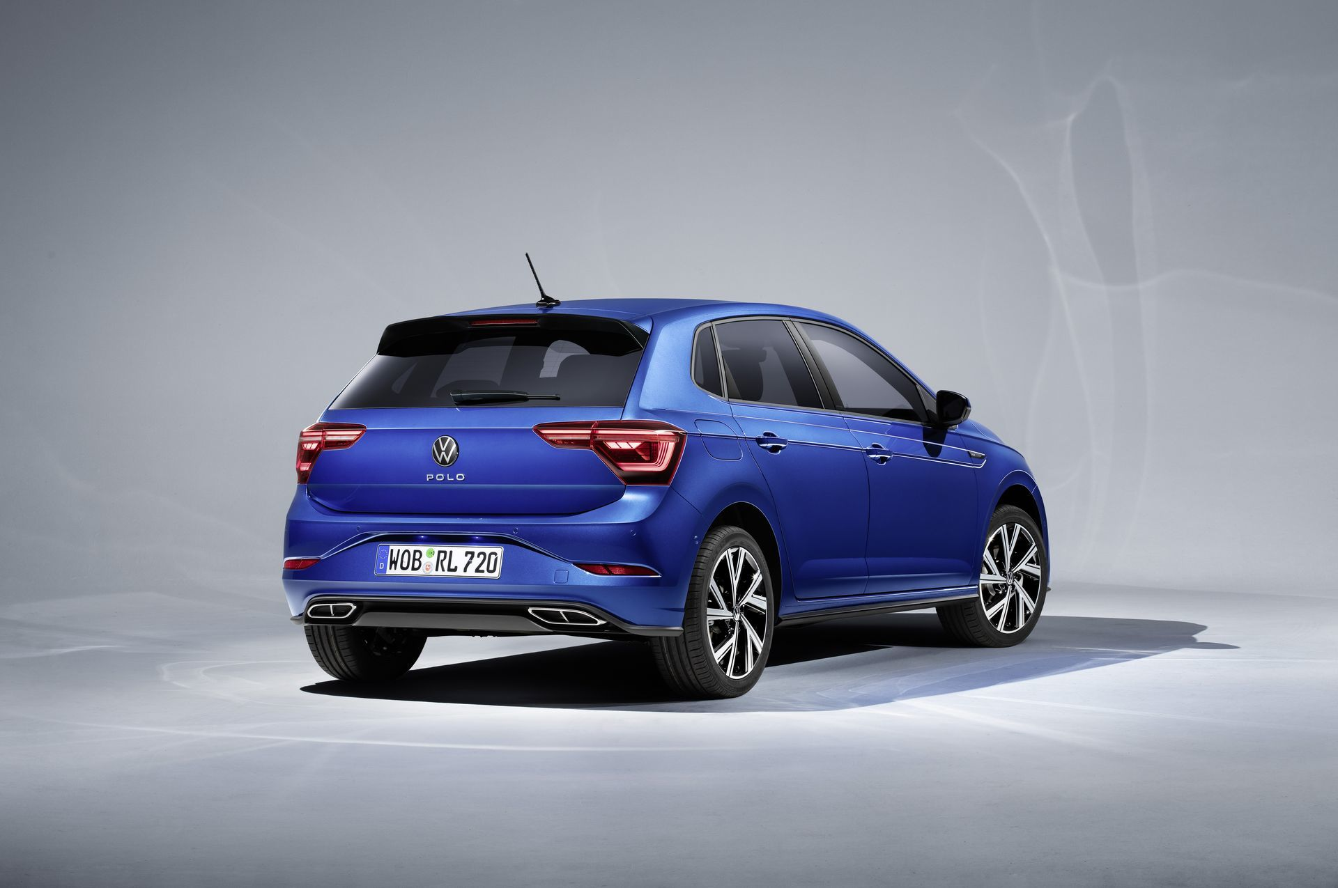 Volkswagen Polo 2021 3 R Line
