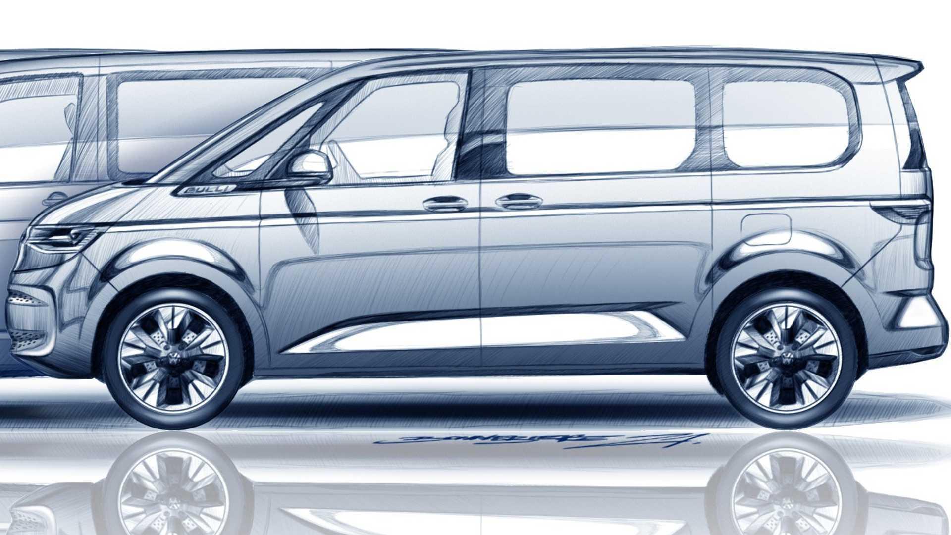 Volkswagen T7 Multivan Adelanto 0521 01